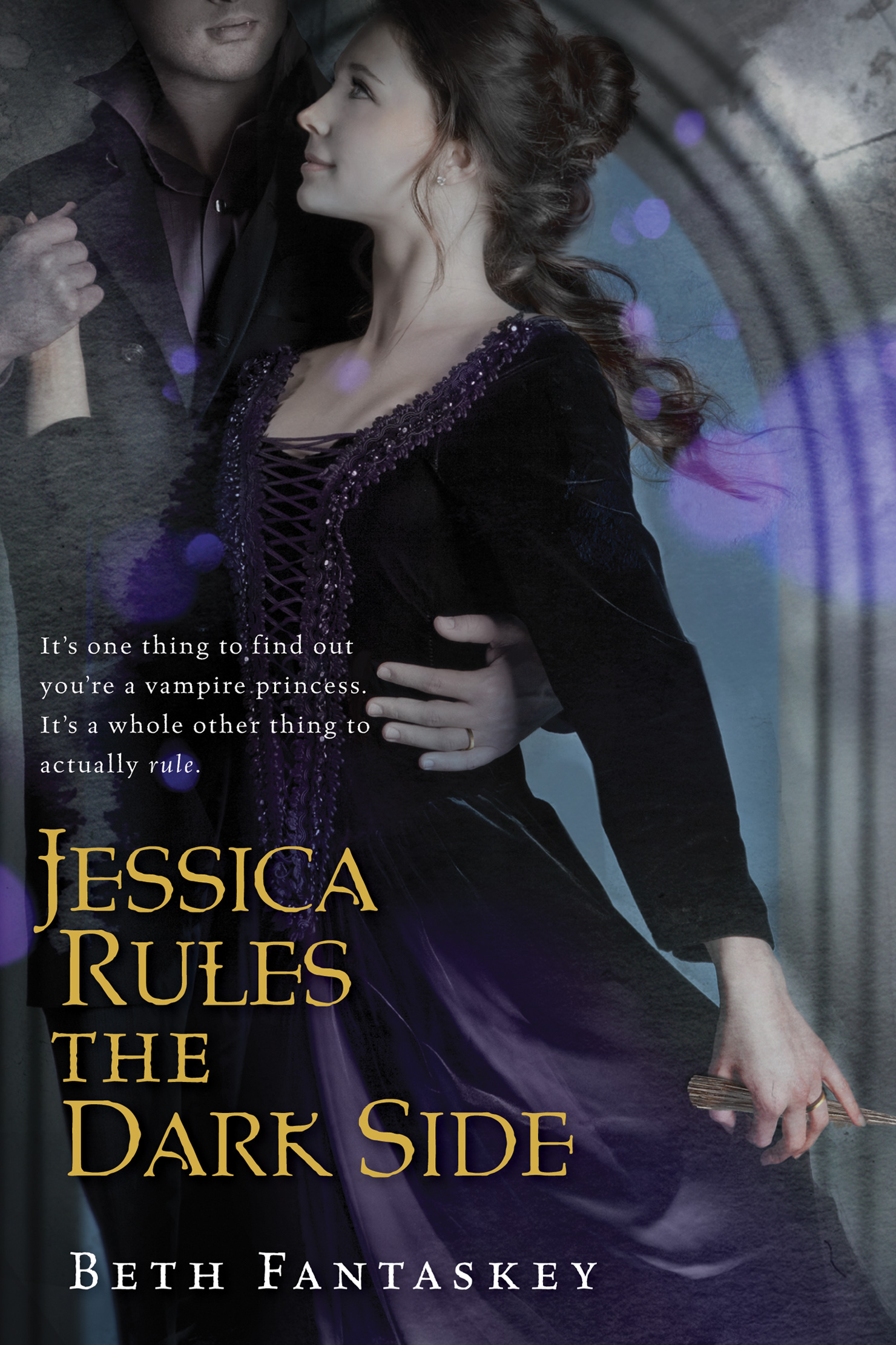 Jessica Rules the Dark Side-9780547851747
