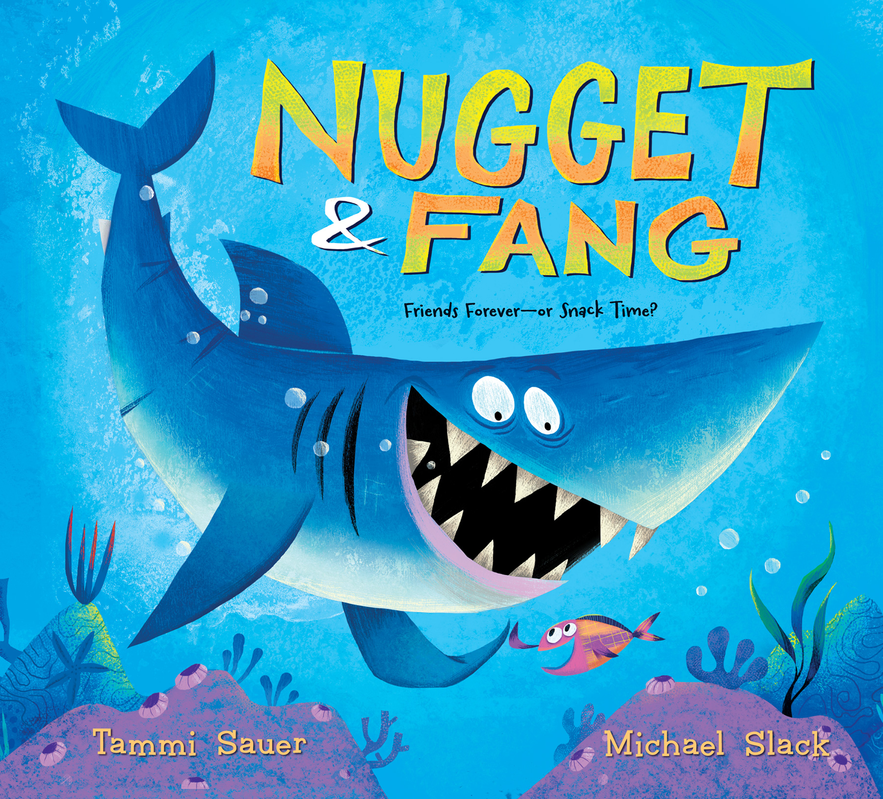 Nugget and Fang-9780547852850