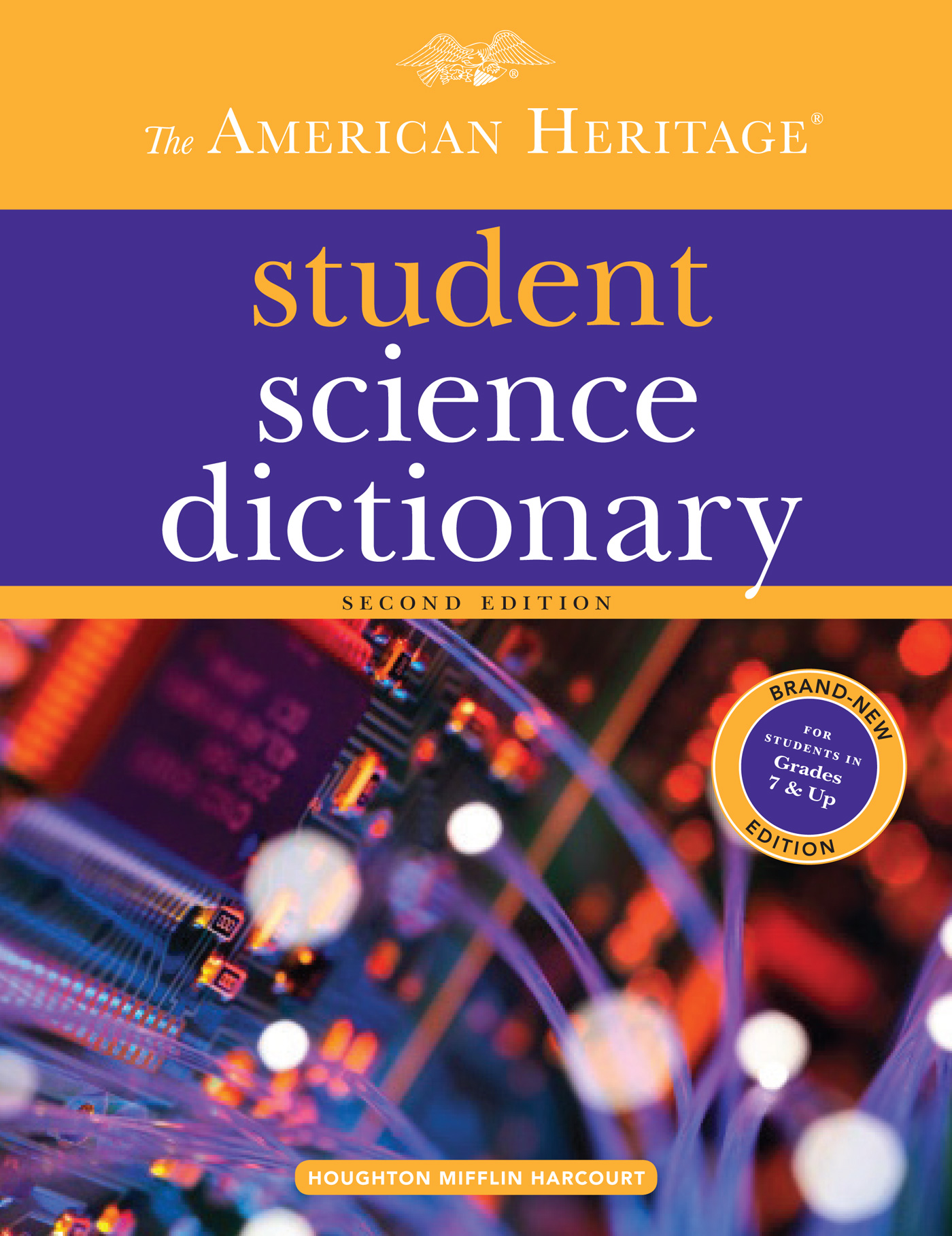 The American Heritage Student Science Dictionary, Second Edition-9780547857312