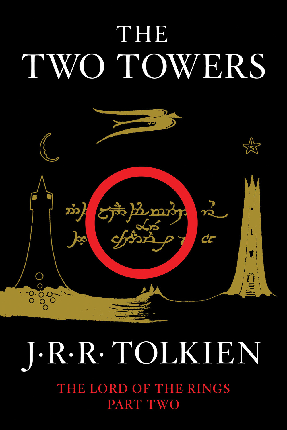 The Two Towers-9780547928203