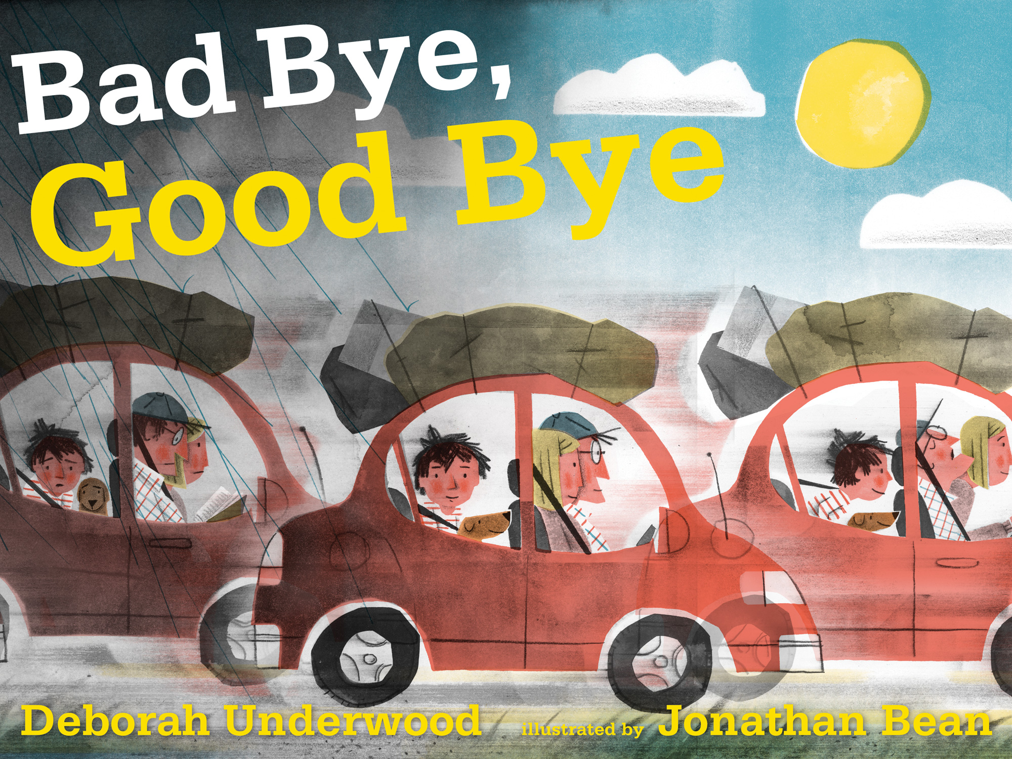 Bad Bye, Good Bye-9780547928524