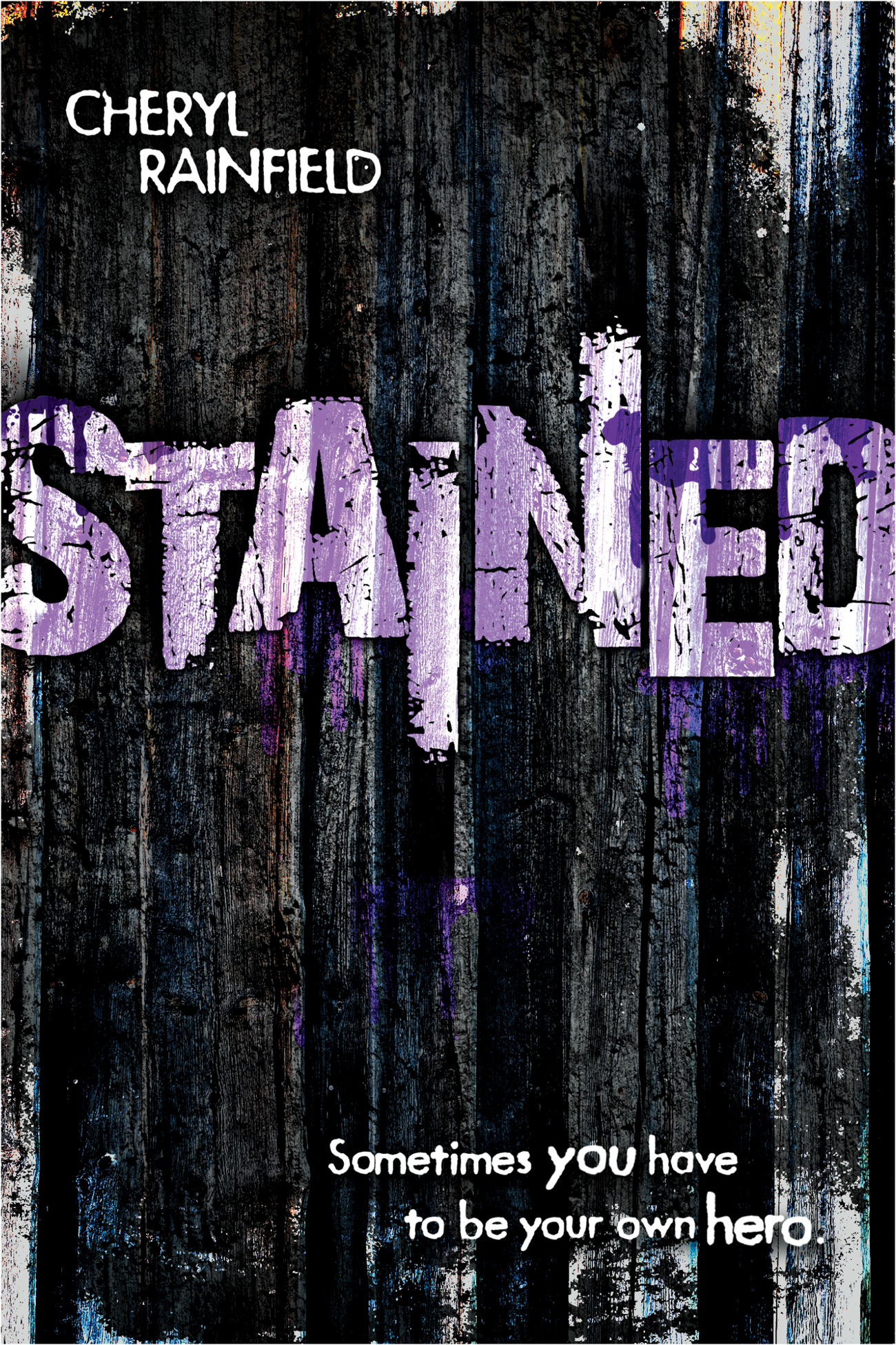 Stained-9780547942087