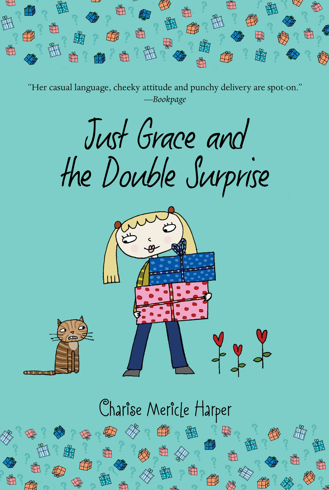 Just Grace and the Double Surprise-9780547942193
