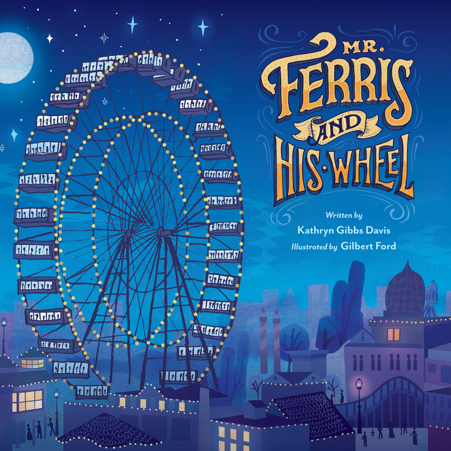 Mr. Ferris and His Wheel-9780547959221