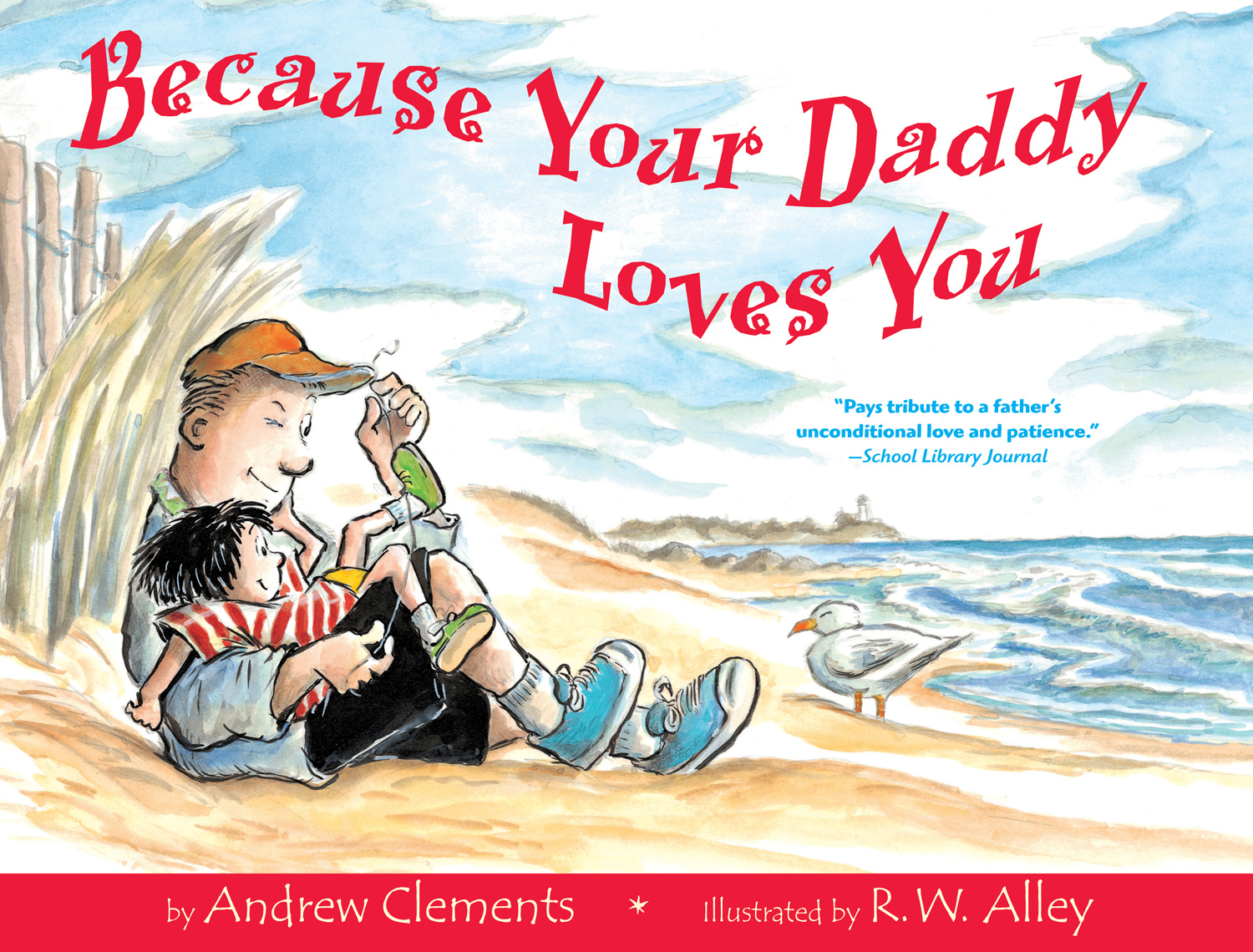 Because Your Daddy Loves You-9780618003617