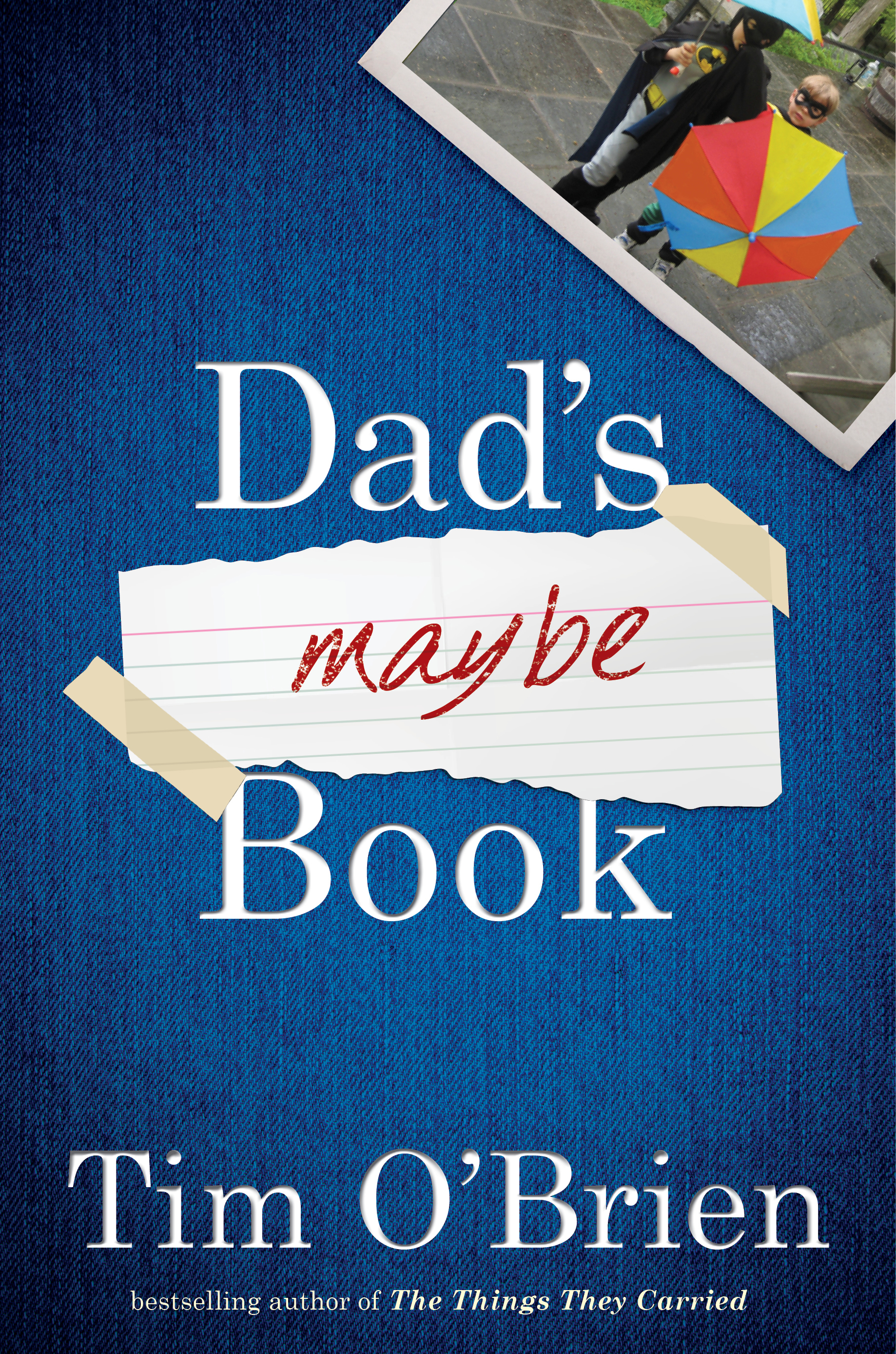 Dad's Maybe Book-9780618039708