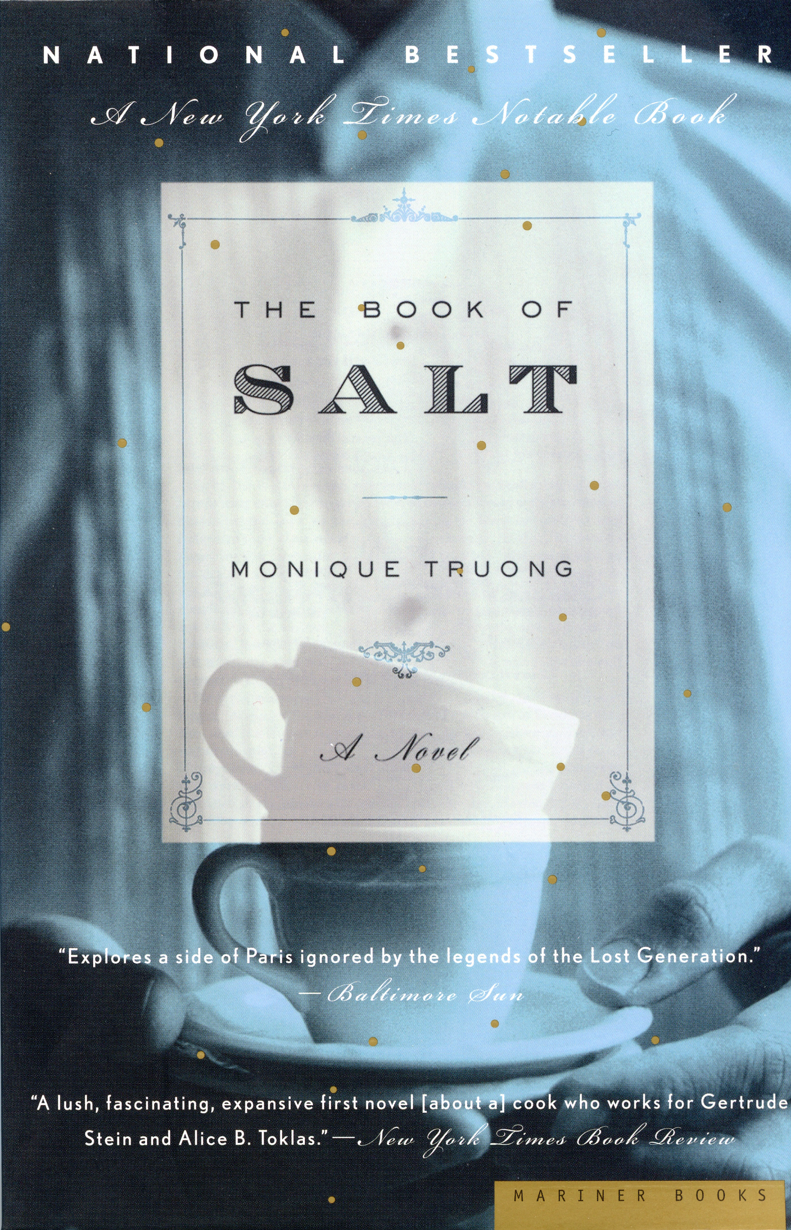 The Book of Salt-9780618446889