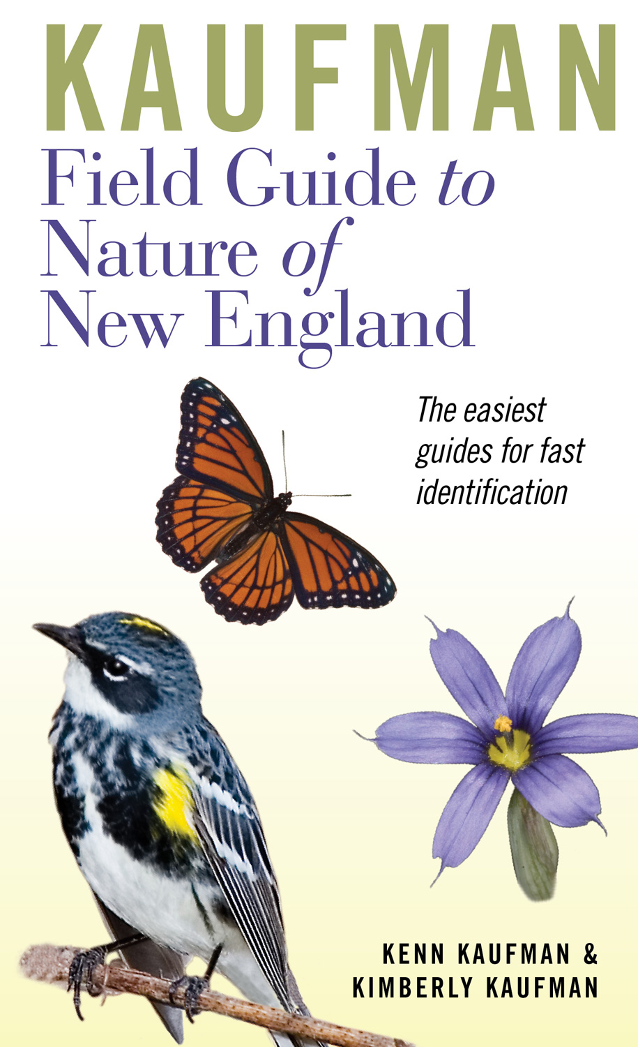 Kaufman Field Guide to Nature of New England-9780618456970