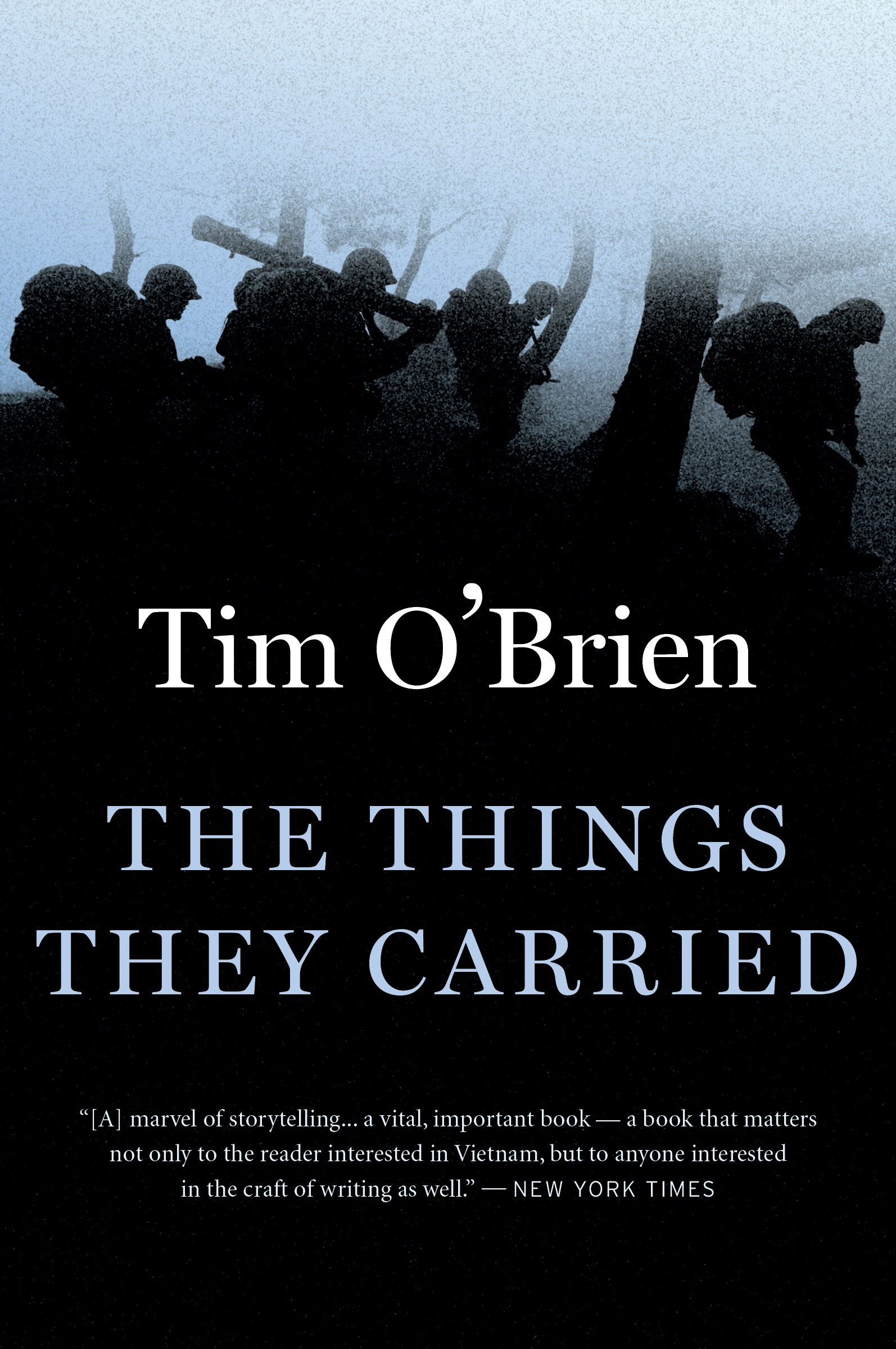 The Things They Carried-9780618706419