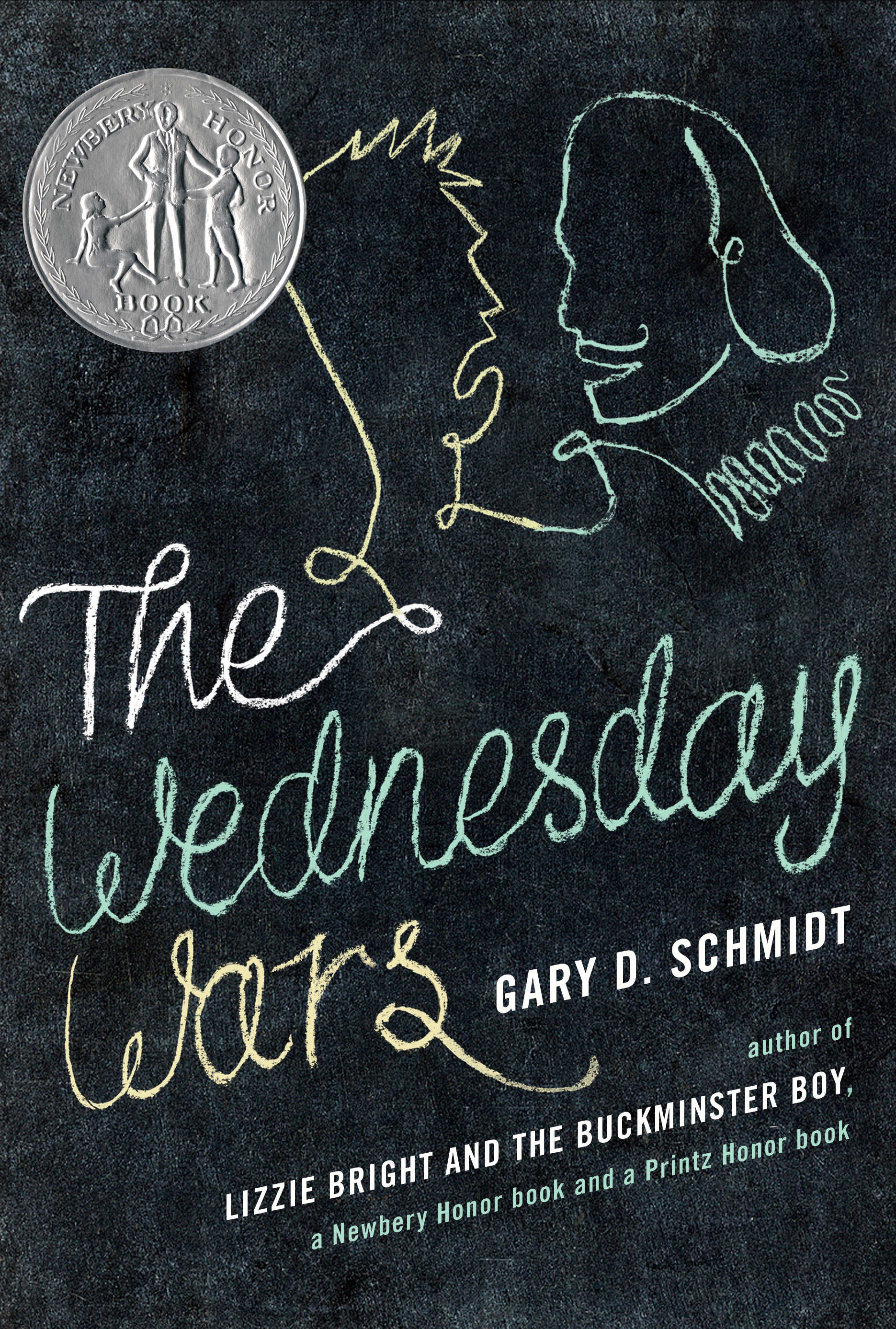 The Wednesday Wars-9780618724833