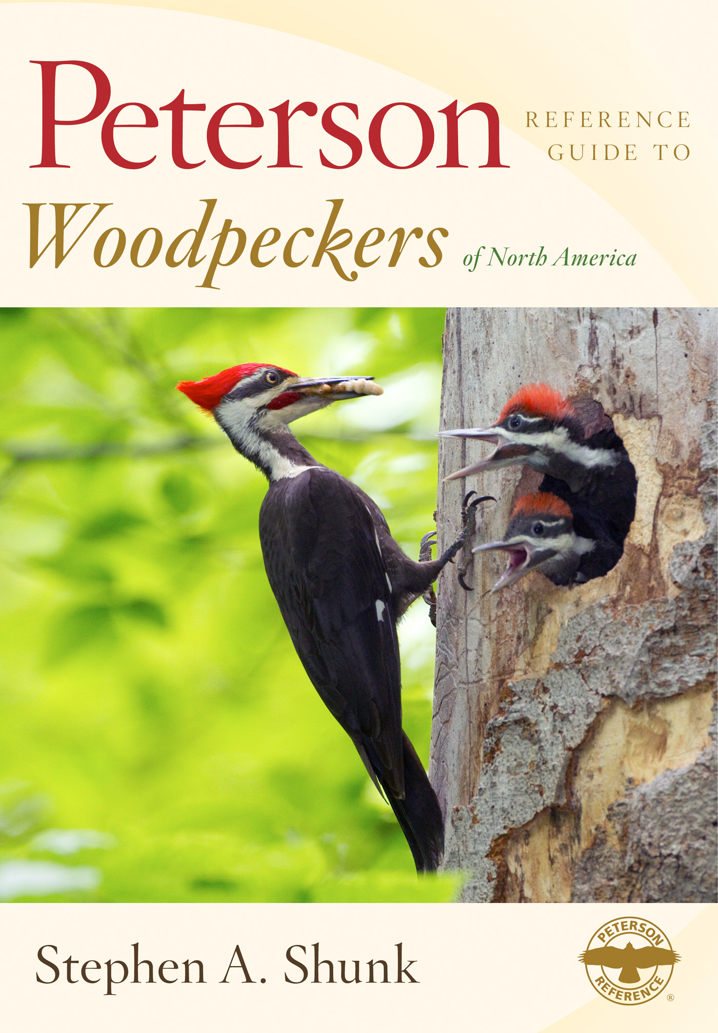 Peterson Reference Guide to Woodpeckers of North America-9780618739950