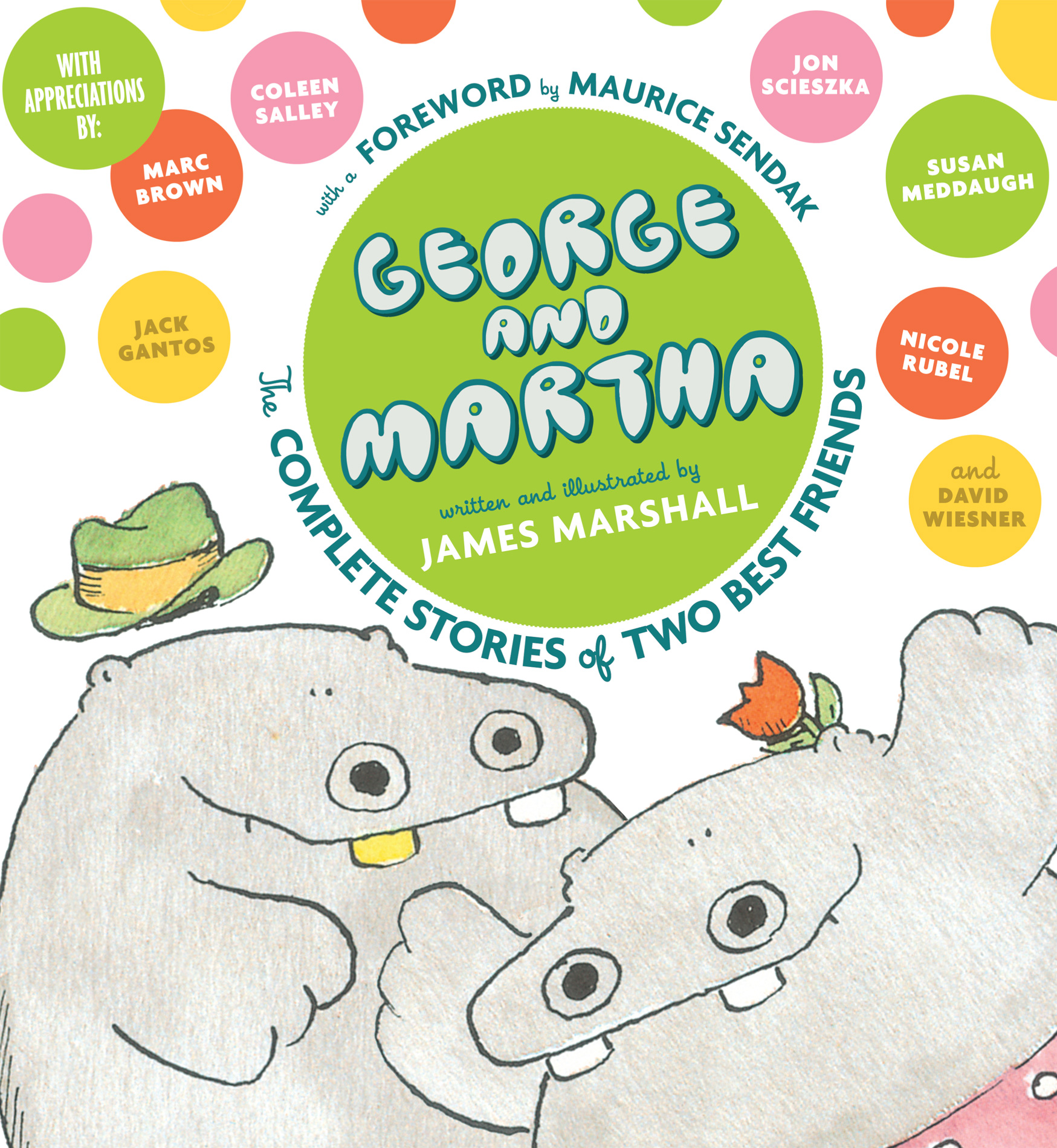George and Martha: The Complete Stories of Two Best Friends Collector's Edition-9780618891955