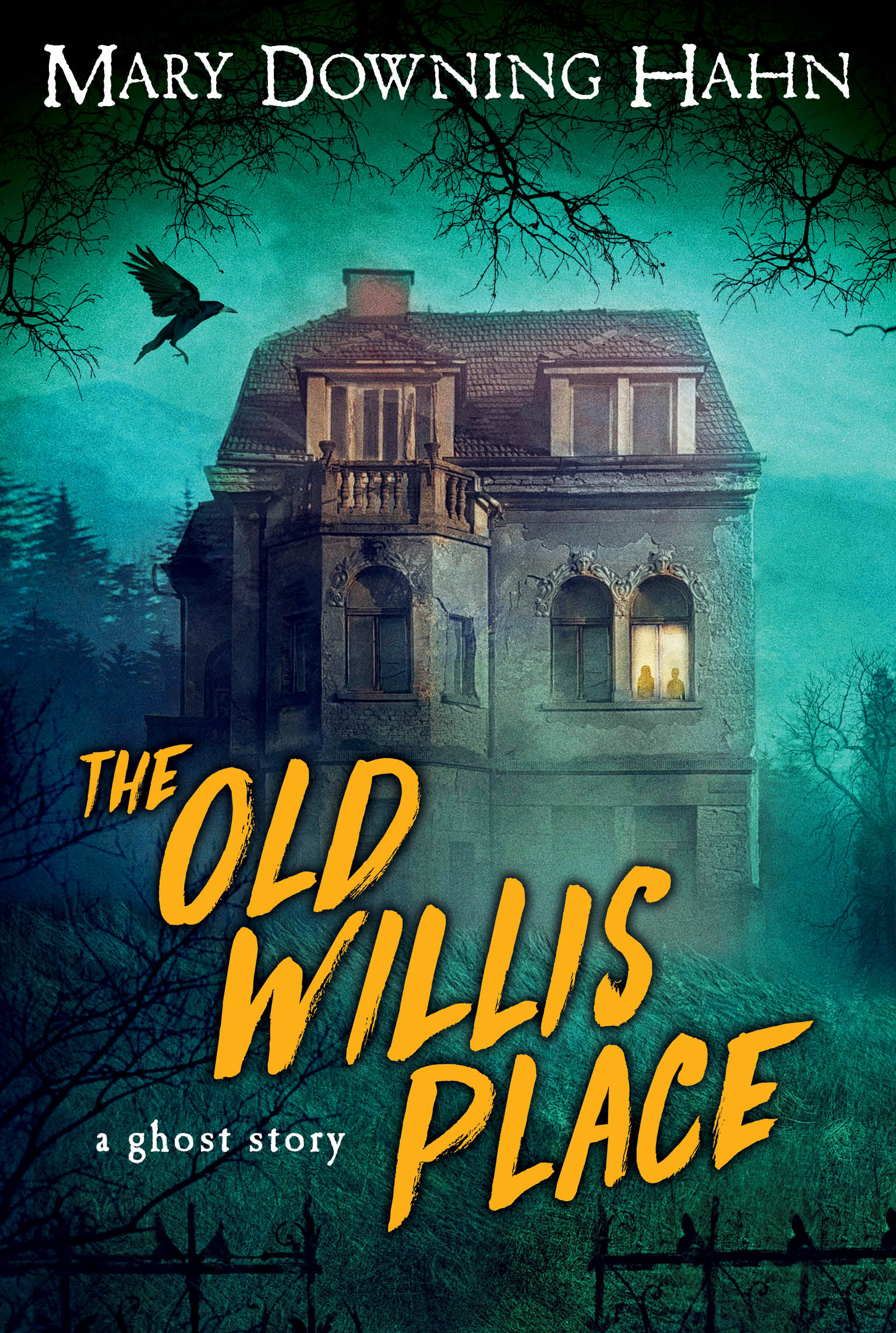 The Old Willis Place-9780618897414