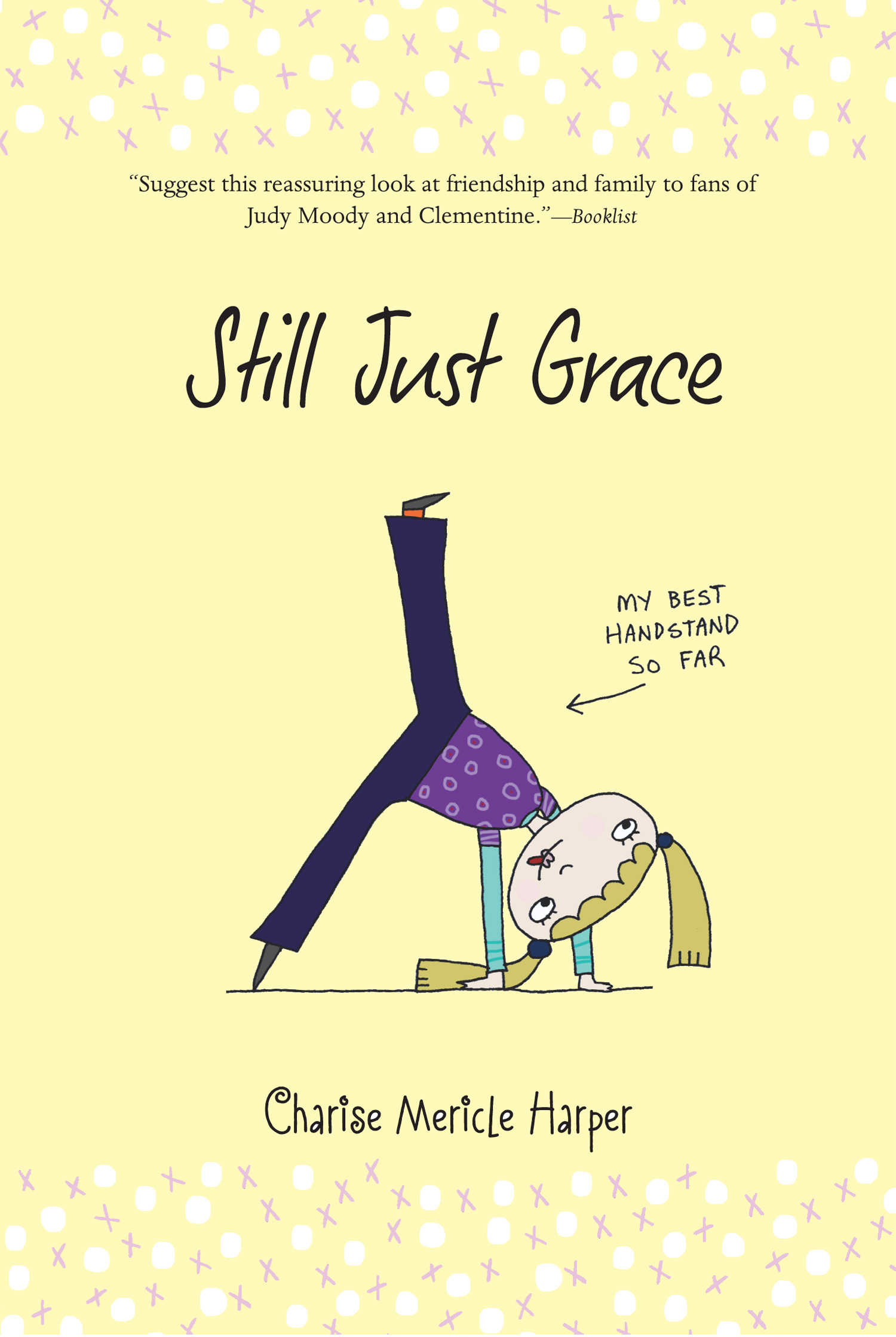 Still Just Grace-9780618934829