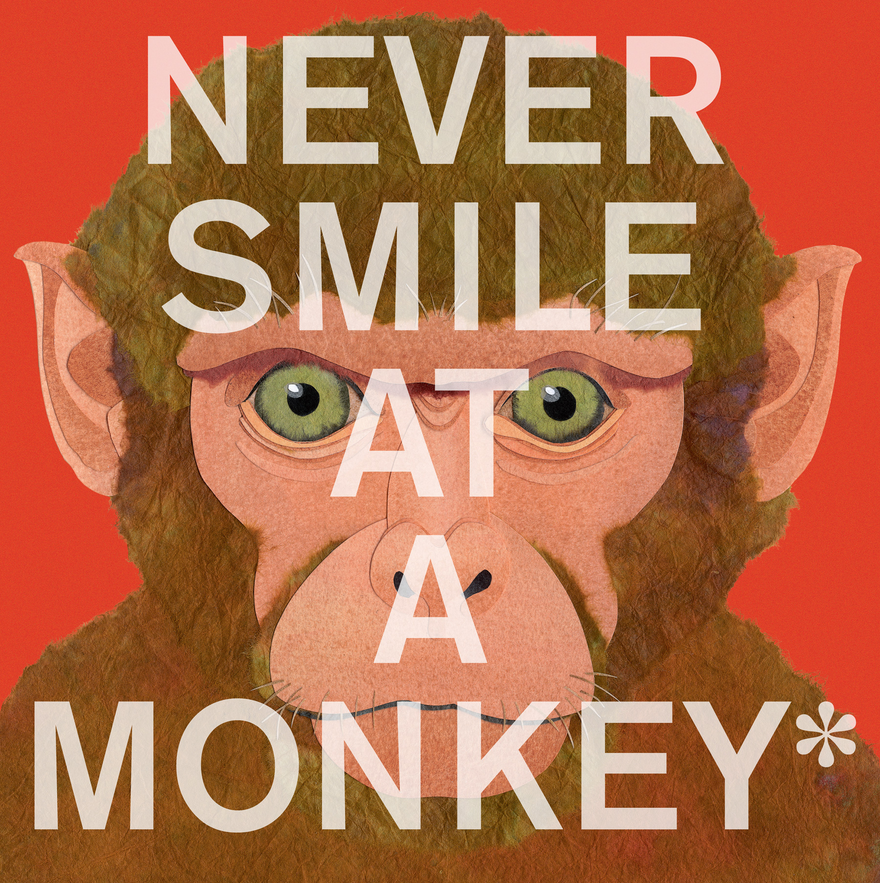 Never Smile at a Monkey-9780618966202