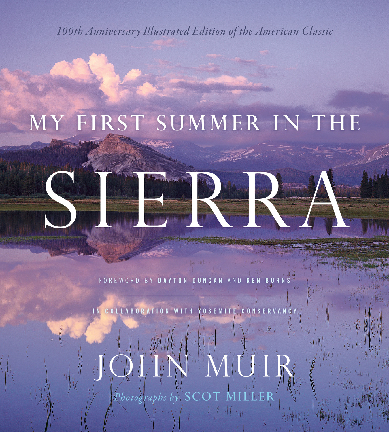 My First Summer in the Sierra-9780618988518