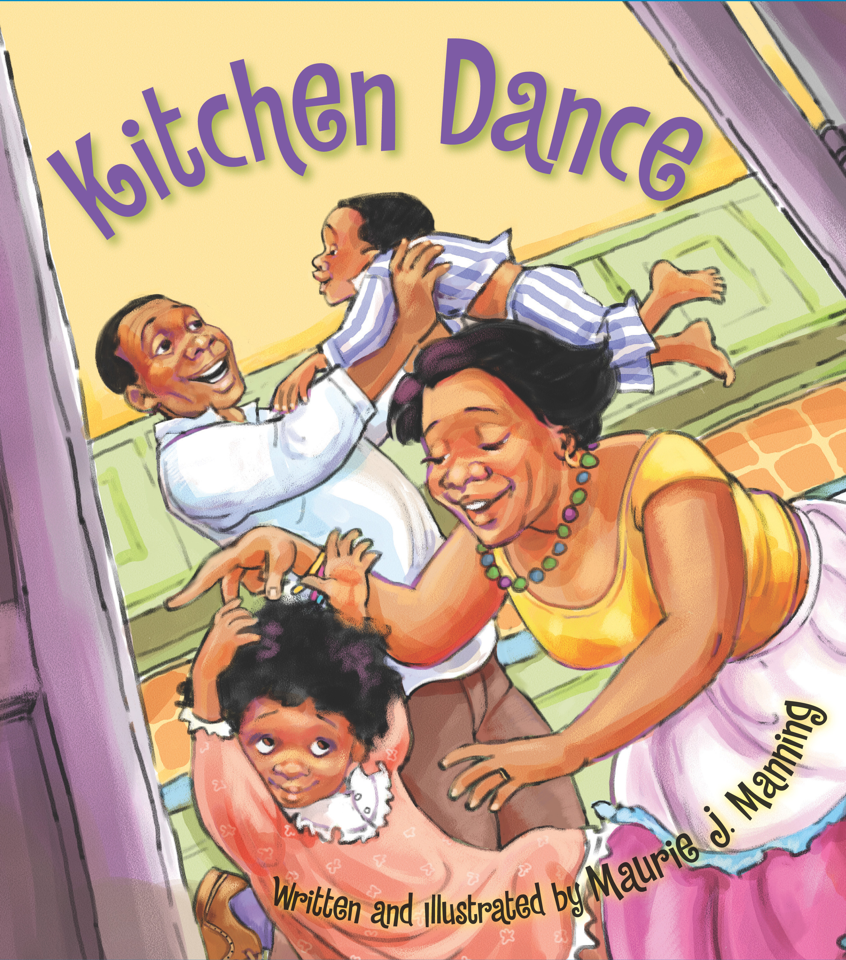 Kitchen Dance-9780618991105