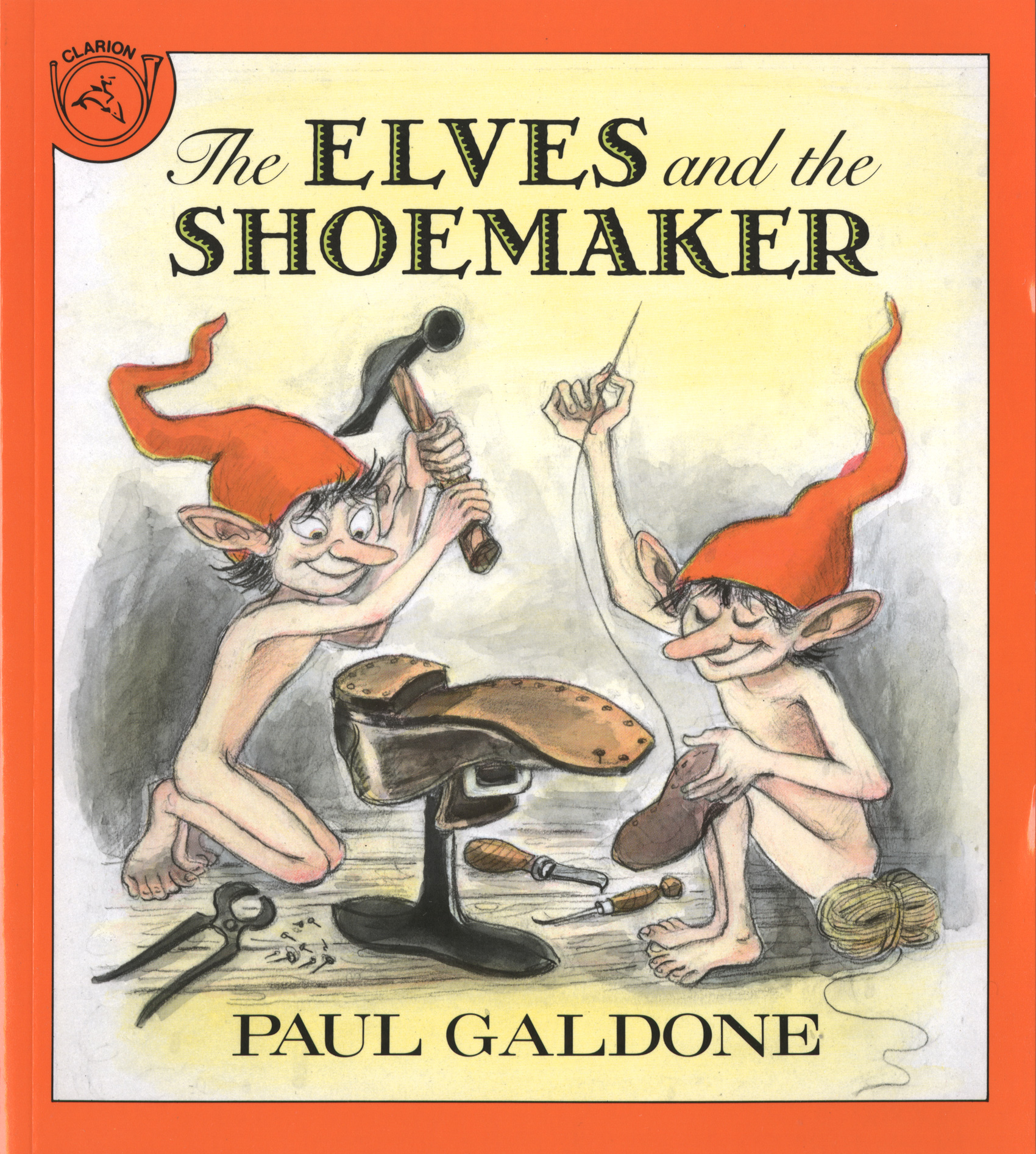 The Elves and the Shoemaker-9780899194226