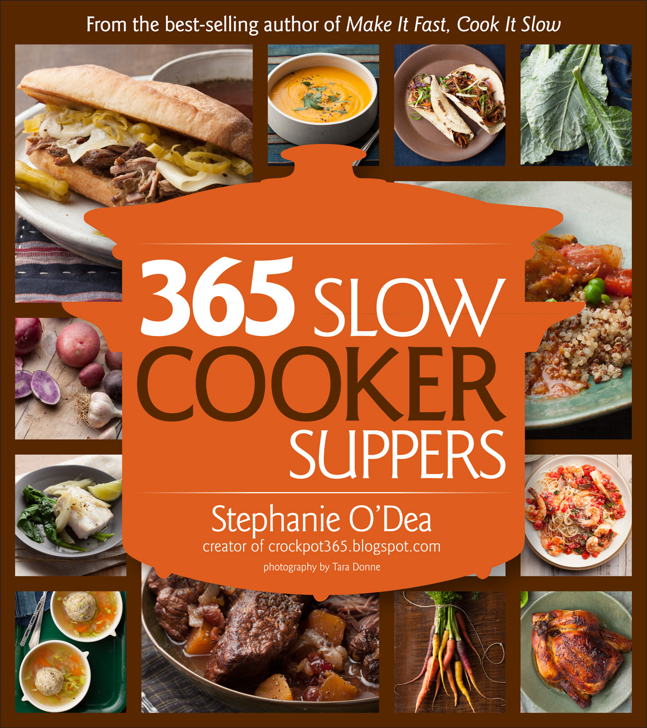 365 Slow Cooker Suppers-9781118230817