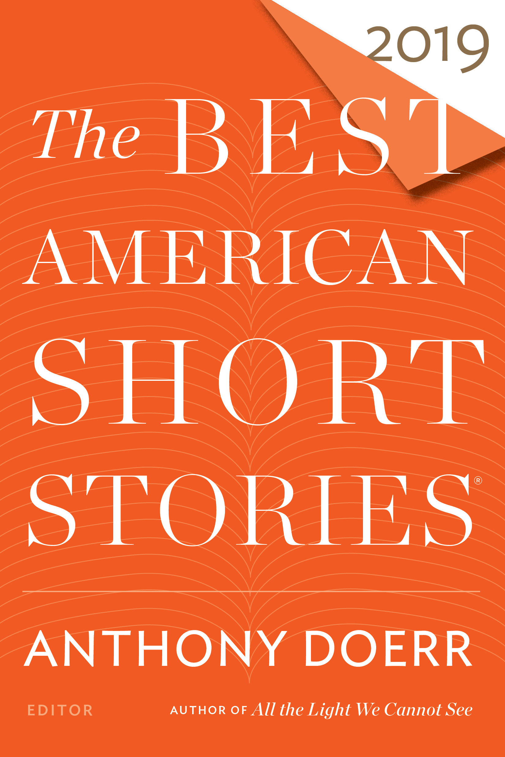 The Best American Short Stories 2019-9781328465825