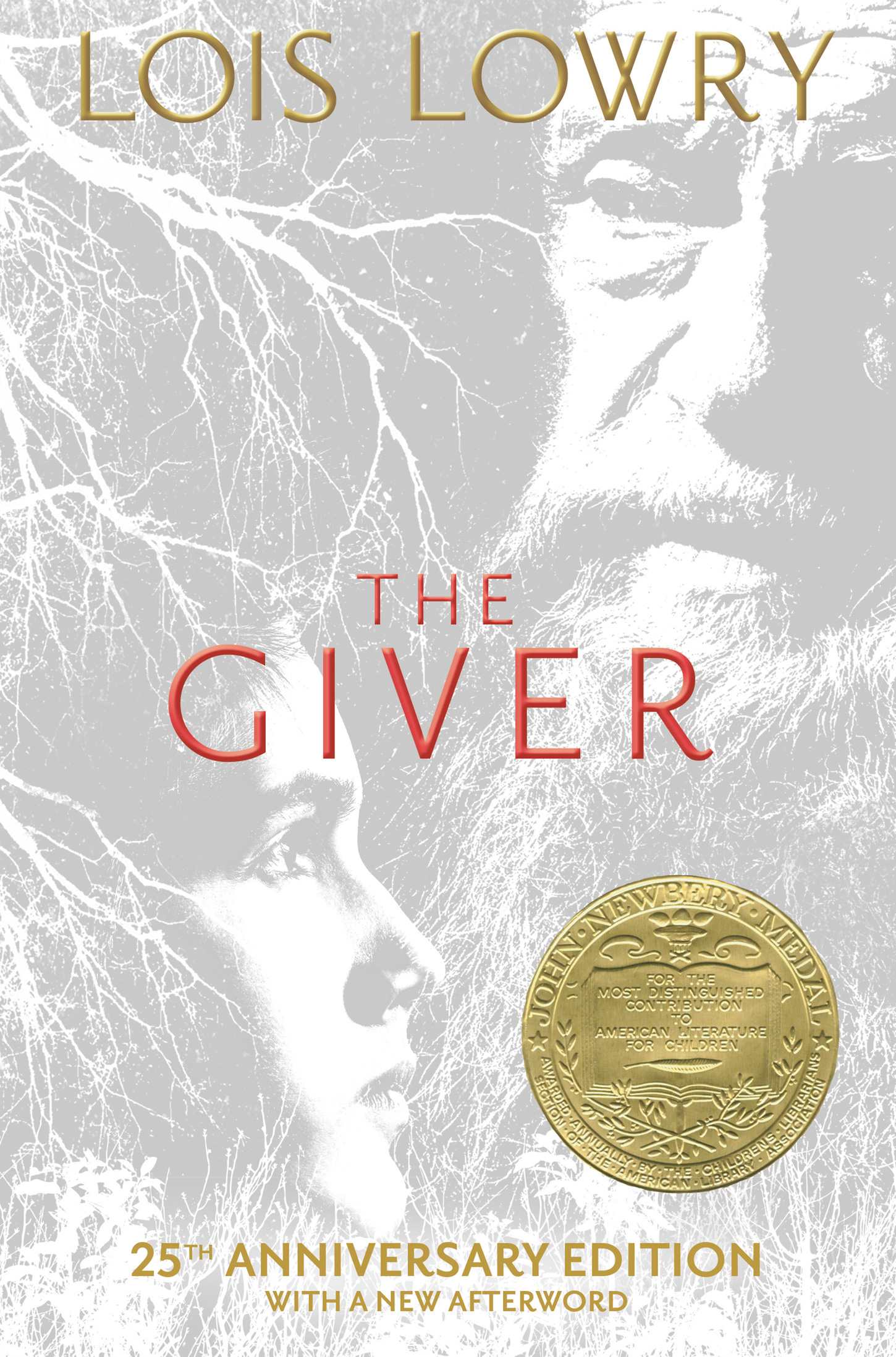The Giver (25th Anniversary Edition)-9781328471222