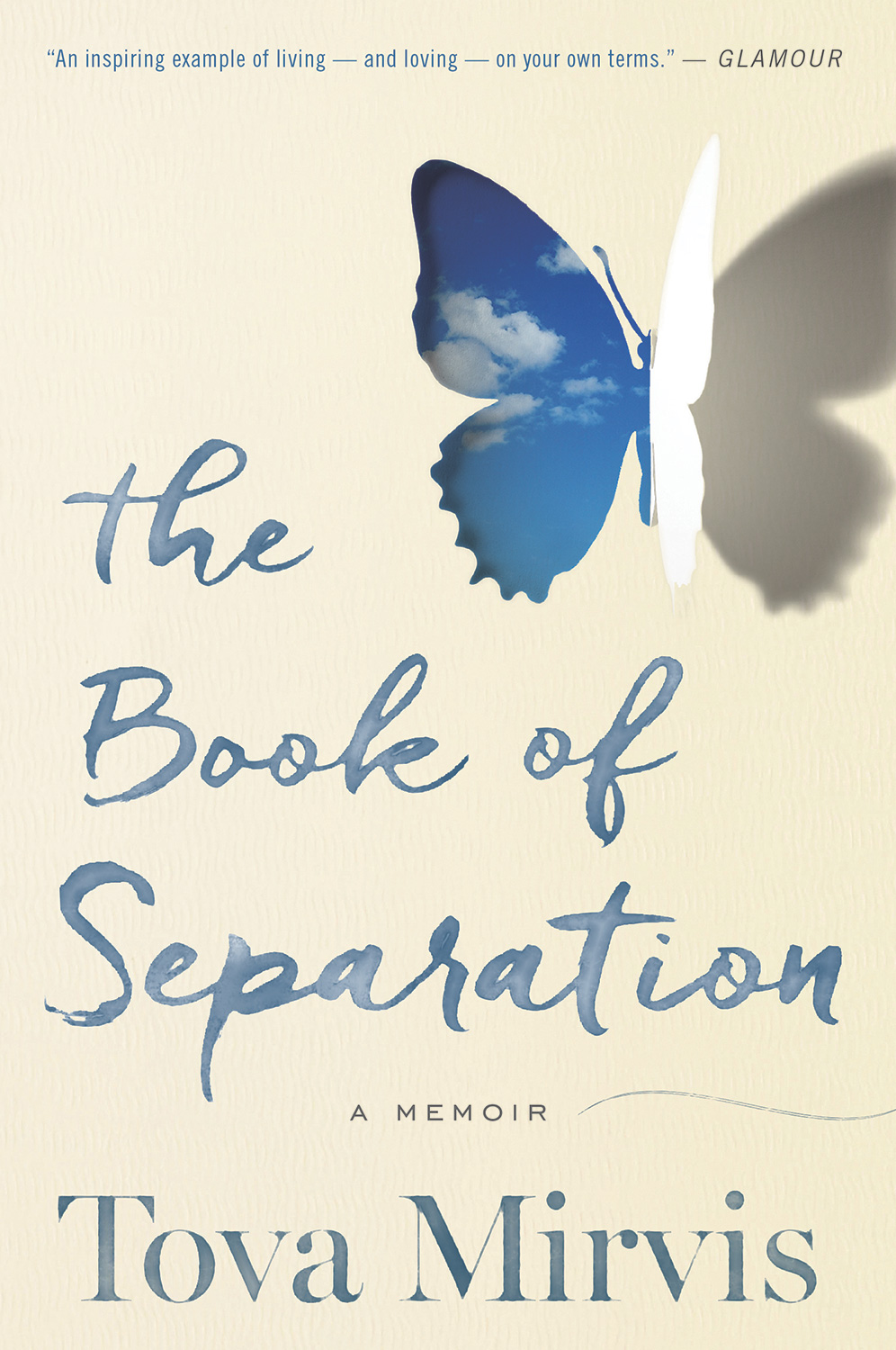 The Book of Separation-9781328477873