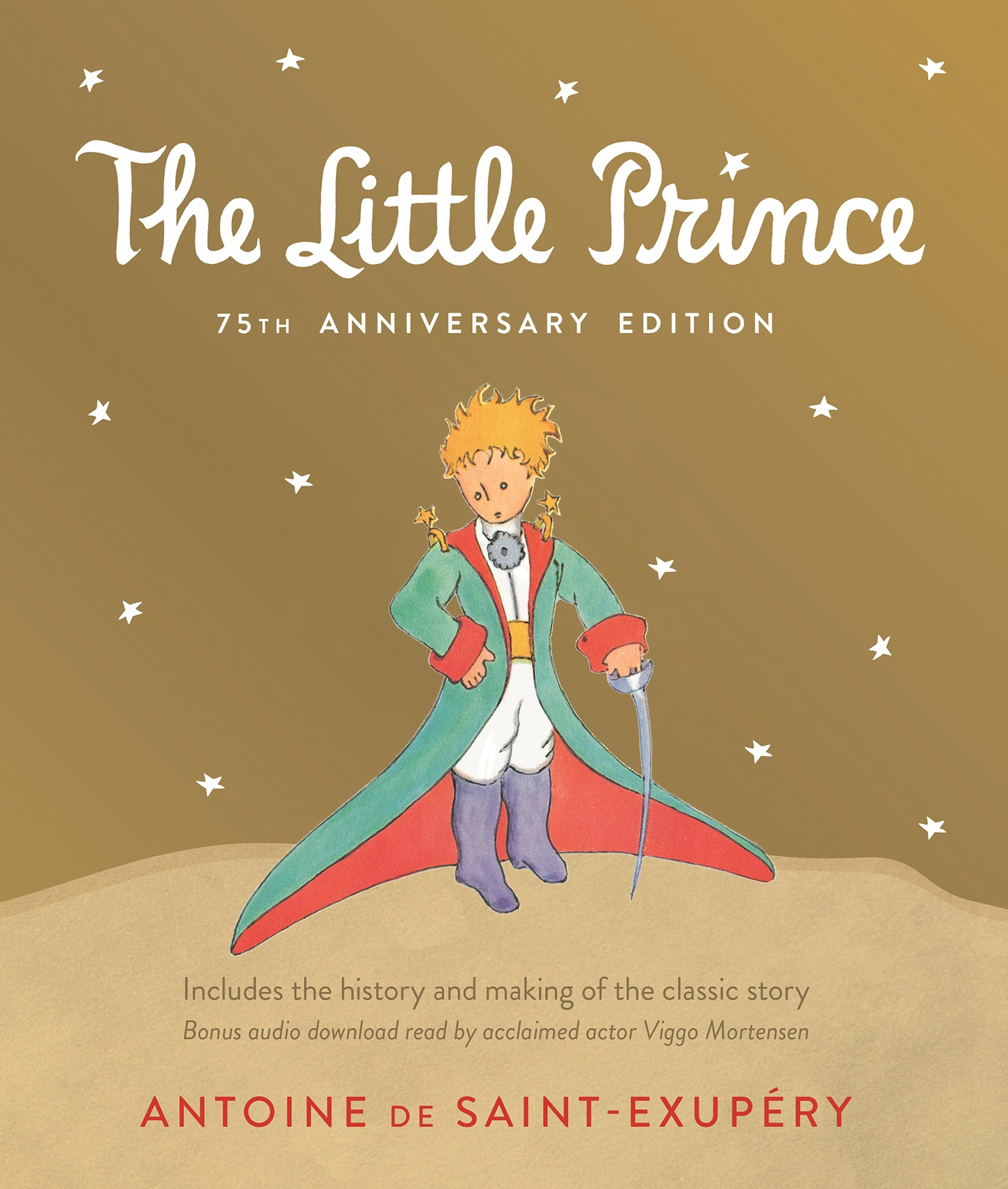 Little Prince 75th Anniversary Edition-9781328479754