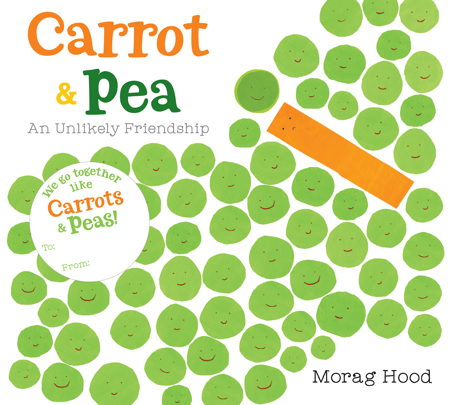 Carrot and Pea (board book)-9781328485403