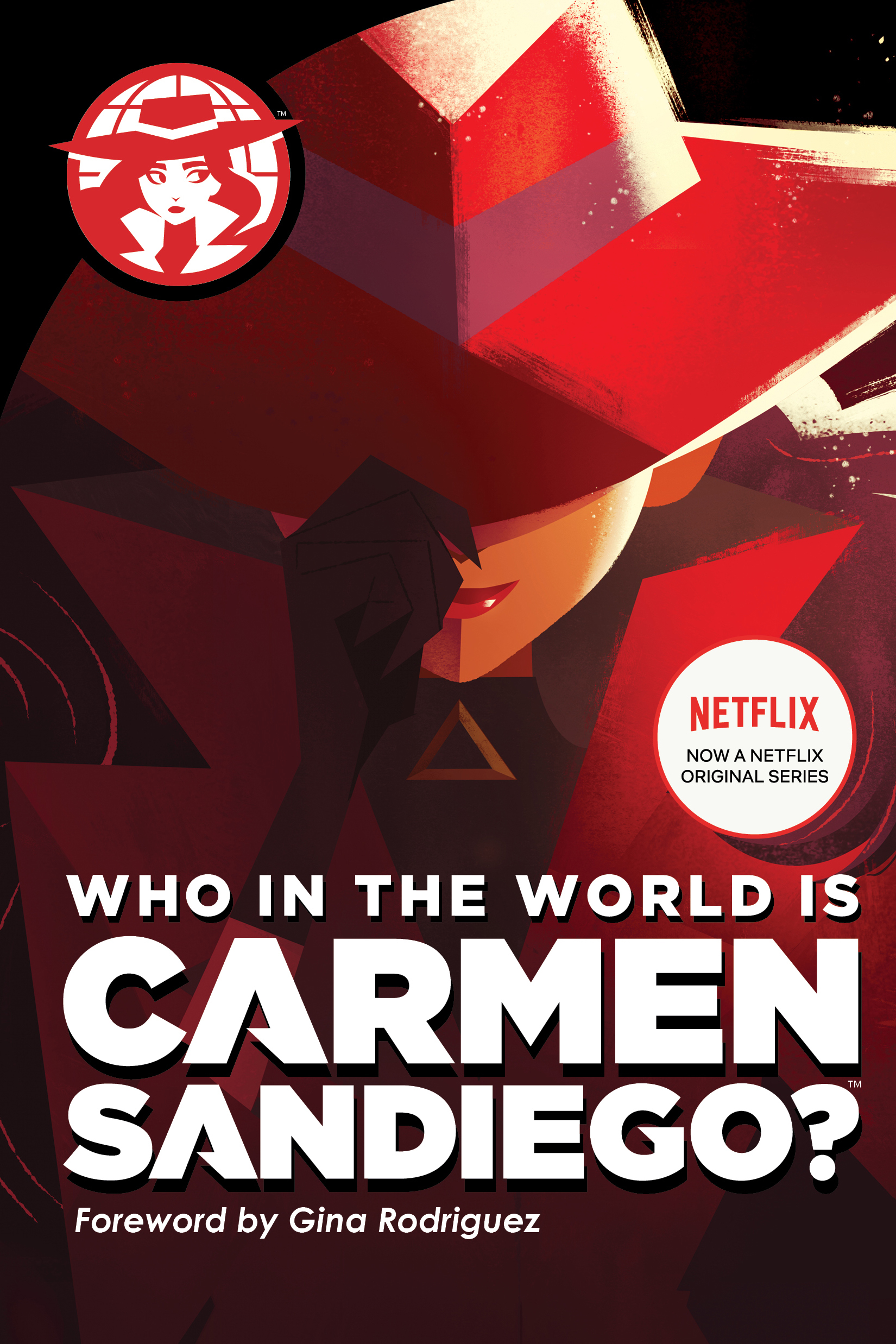 Who in the World Is Carmen Sandiego?-9781328495297