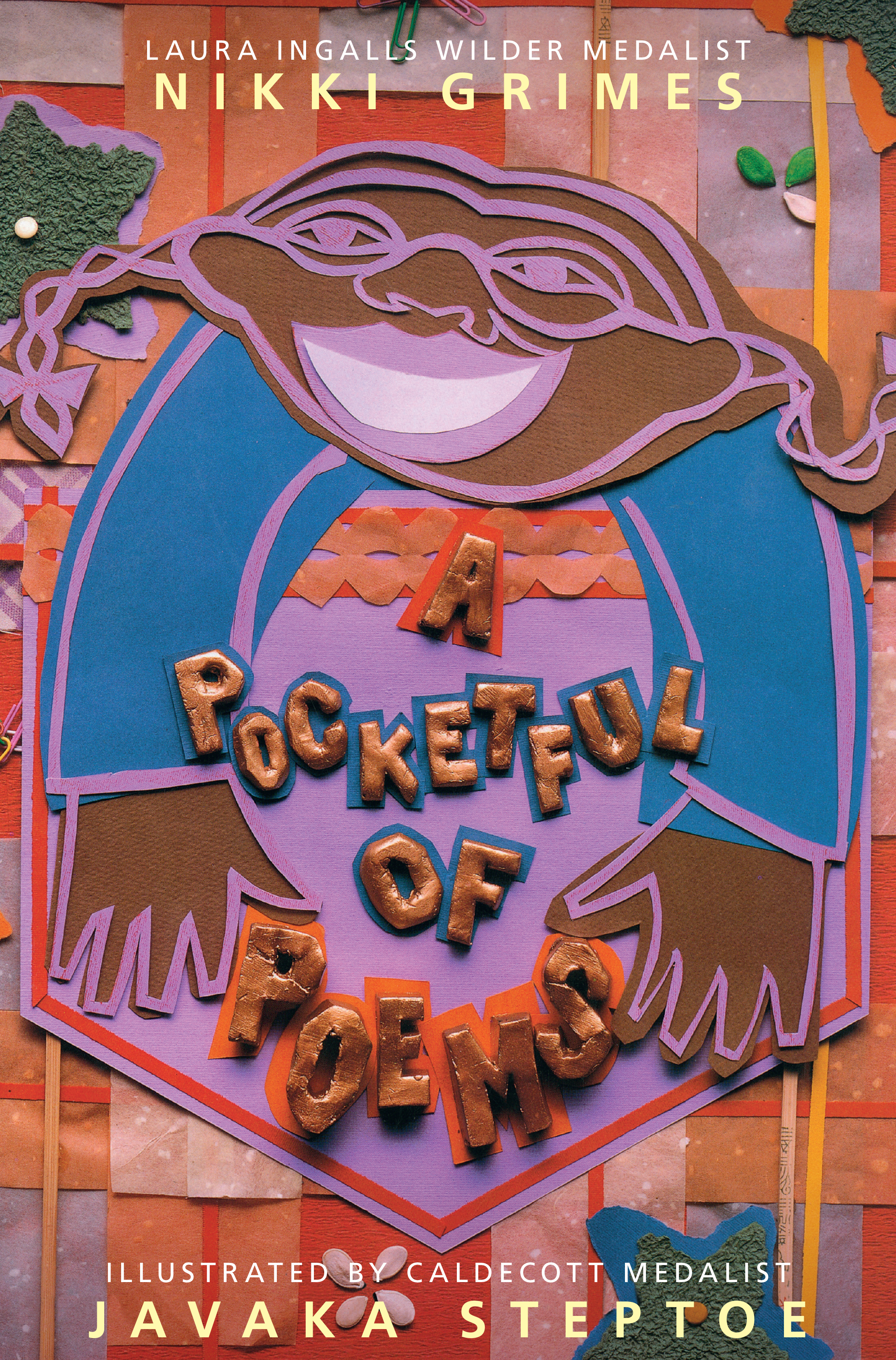 A Pocketful of Poems-9781328497963