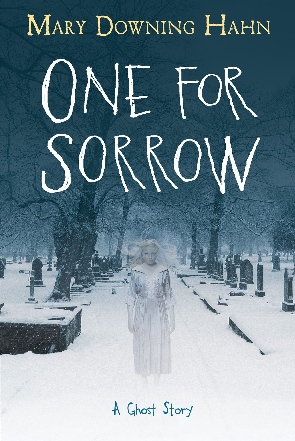 One for Sorrow-9781328497987