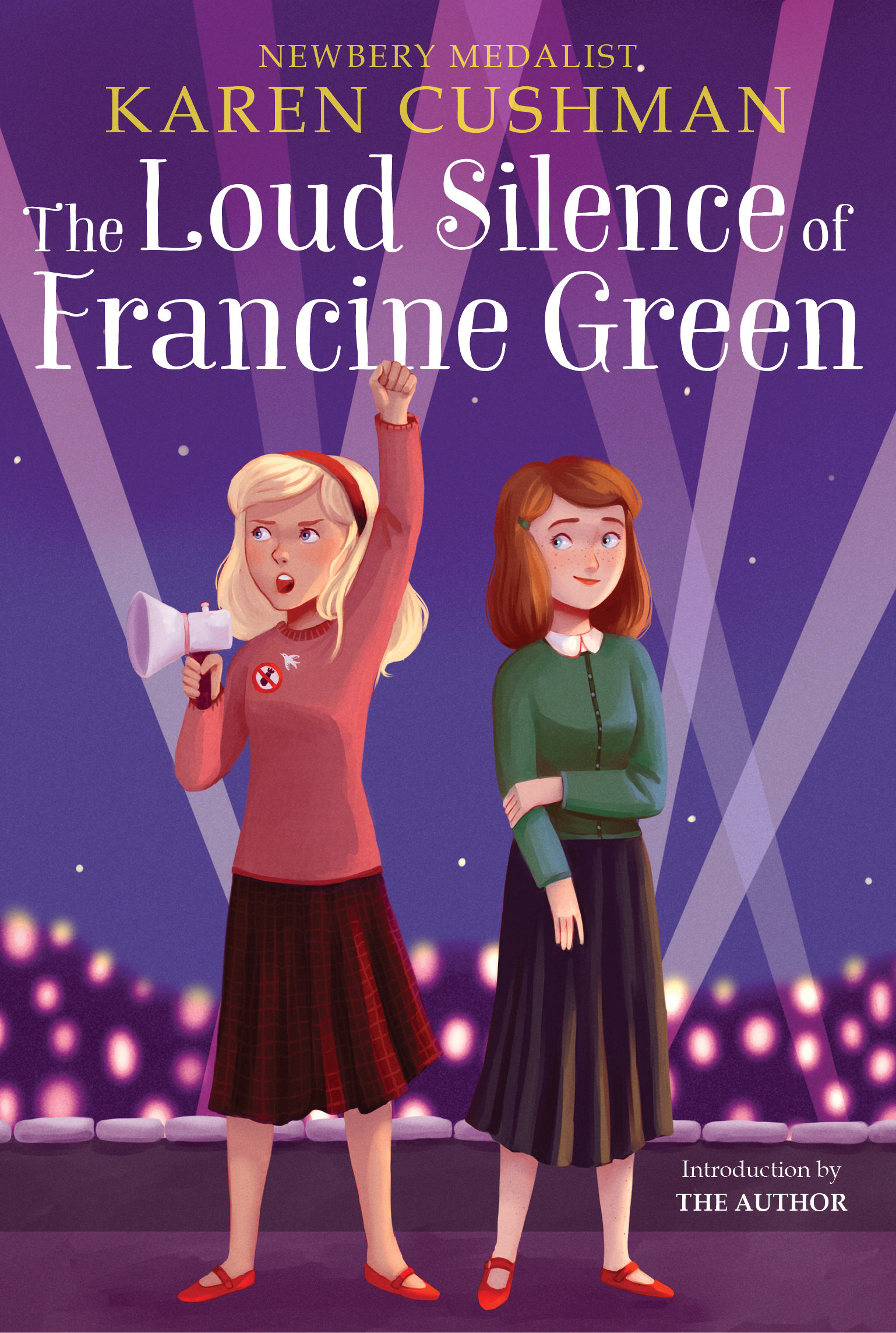 The Loud Silence of Francine Green-9781328497994