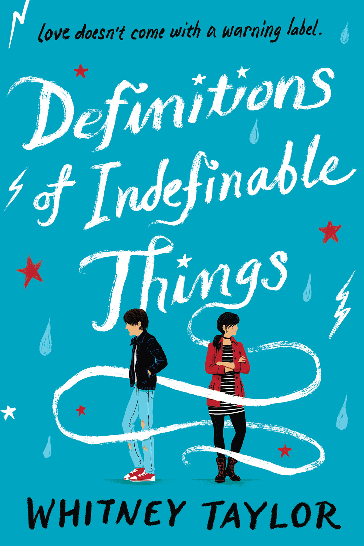 Definitions of Indefinable Things-9781328498014
