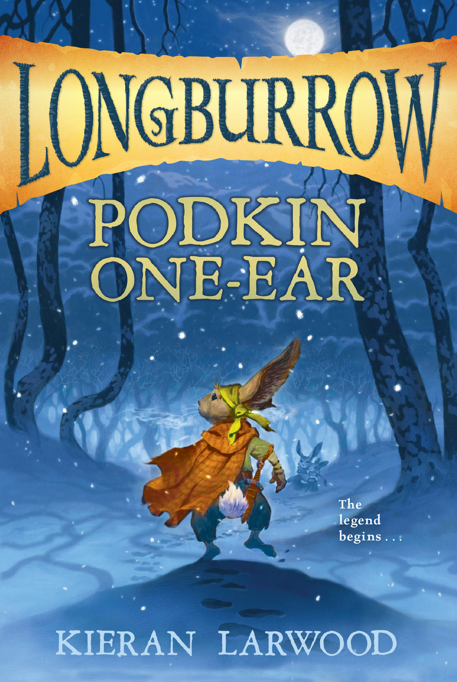 Podkin One-Ear-9781328498038
