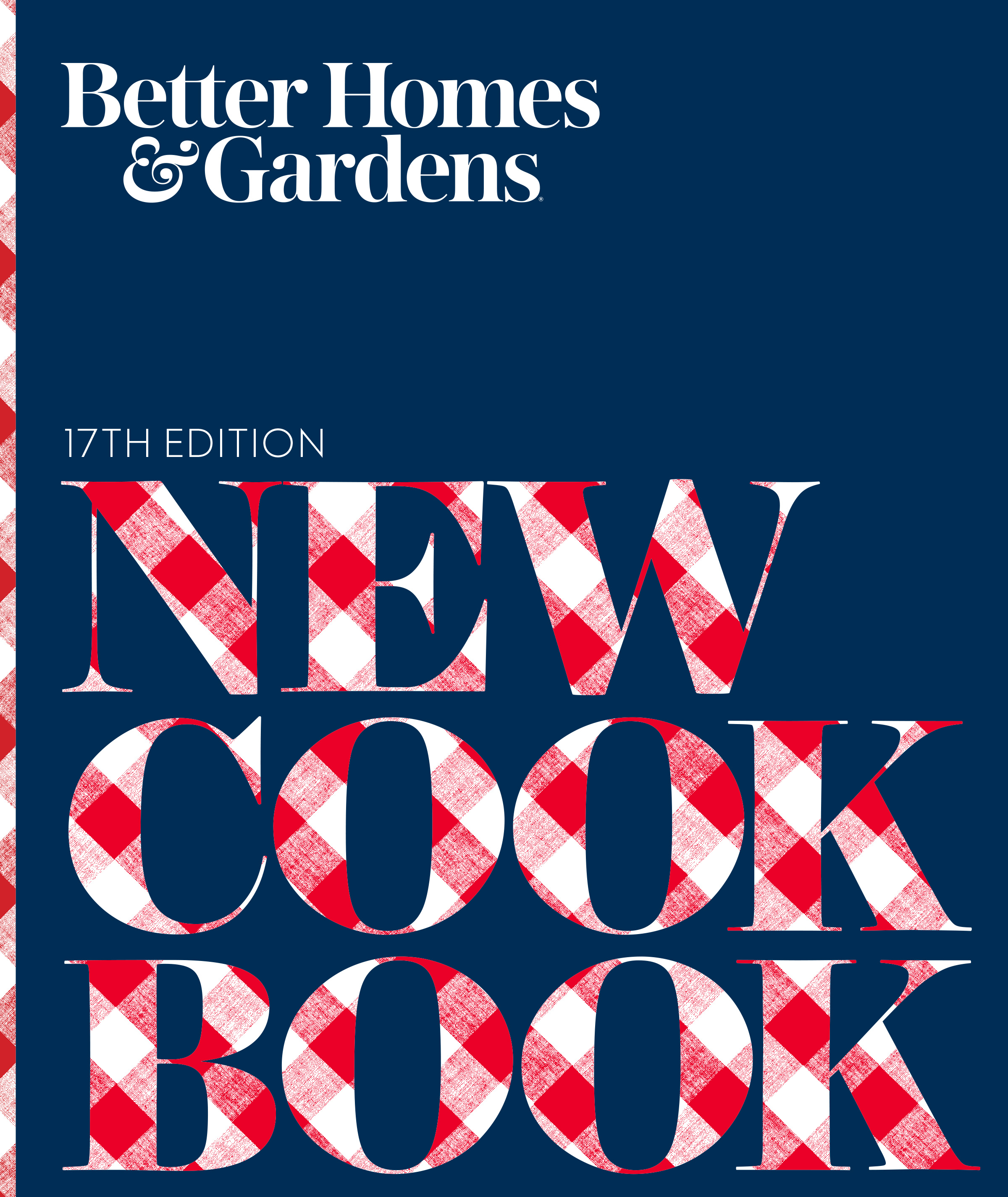Better Homes and Gardens New Cook Book, 17th Edition-9781328498854