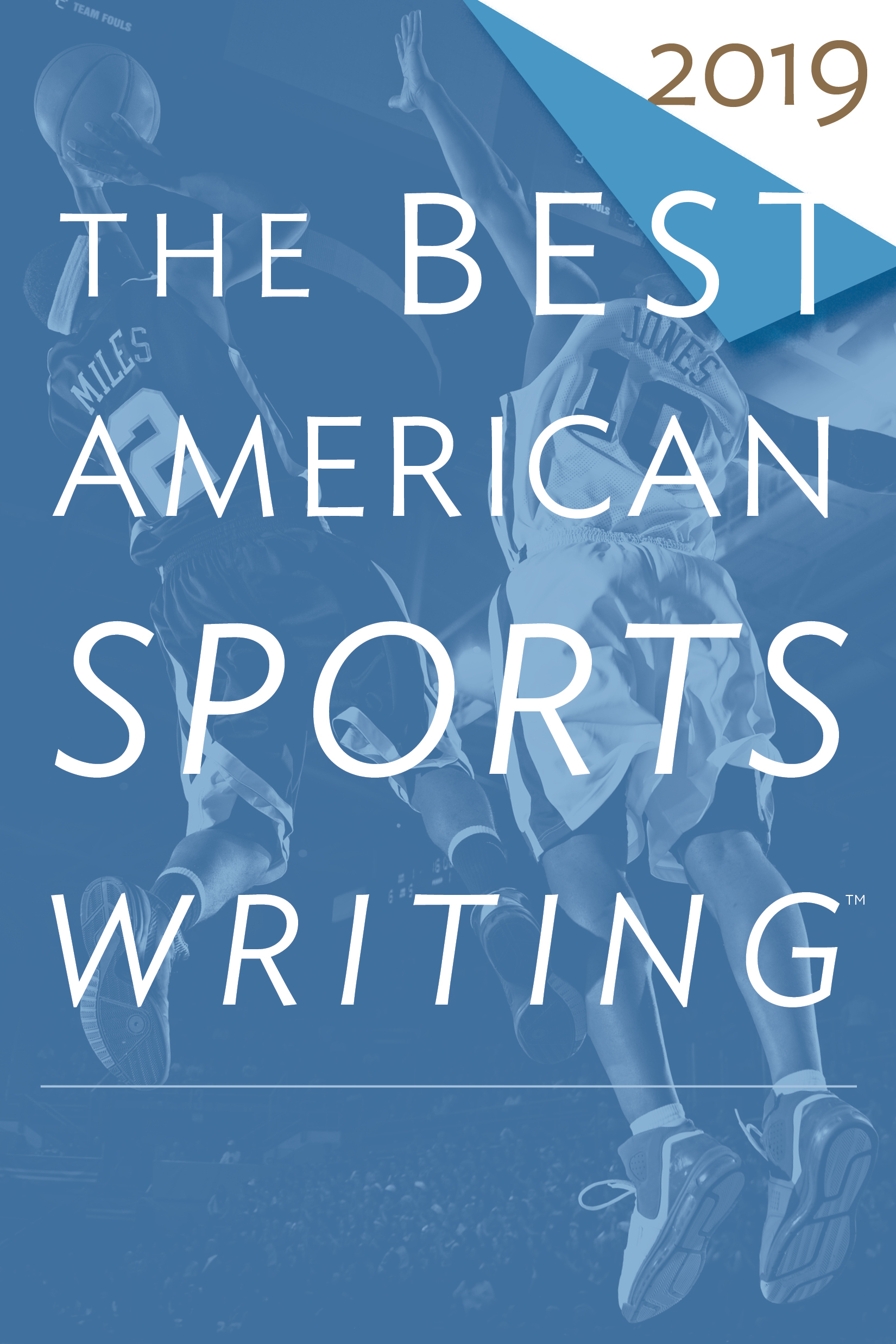 The Best American Sports Writing 2019-9781328507853