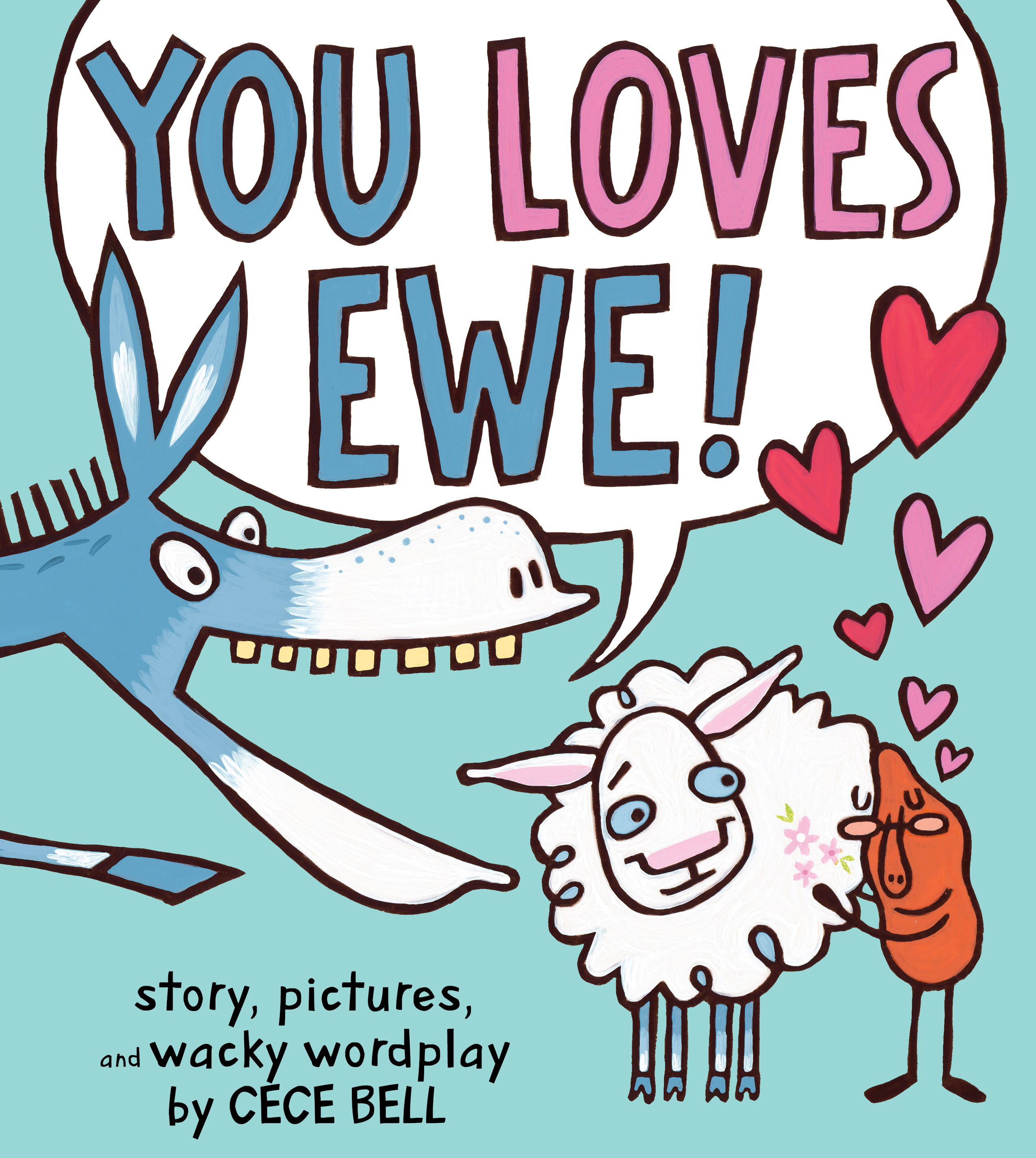 You Loves Ewe!-9781328526113