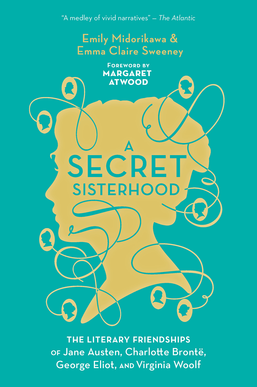 A Secret Sisterhood-9781328532381