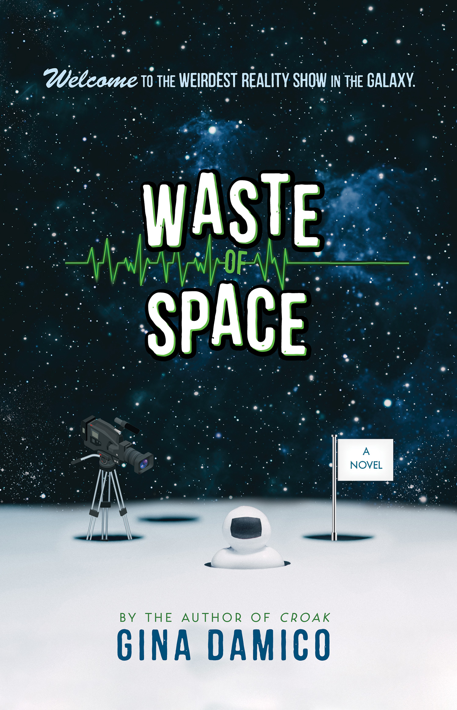 Waste of Space-9781328557100