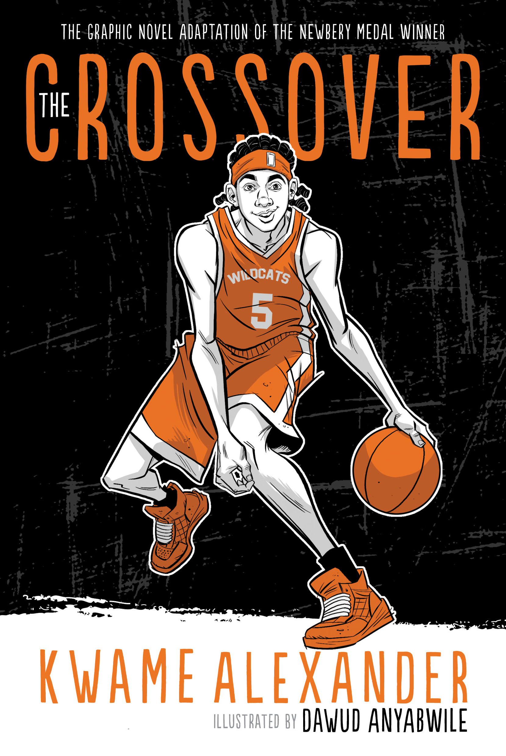The Crossover (Graphic Novel)-9781328575494