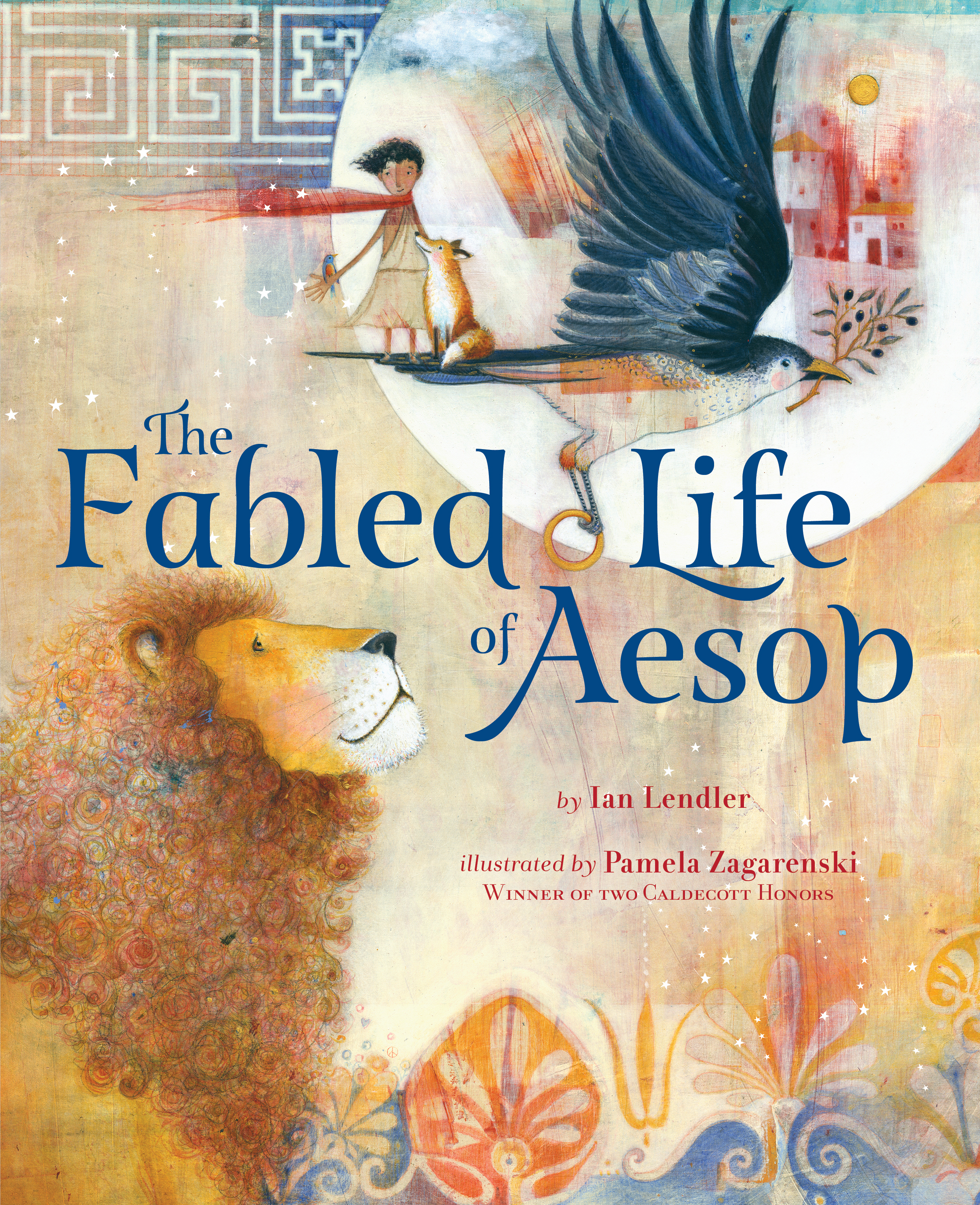 The Fabled Life of Aesop-9781328585523