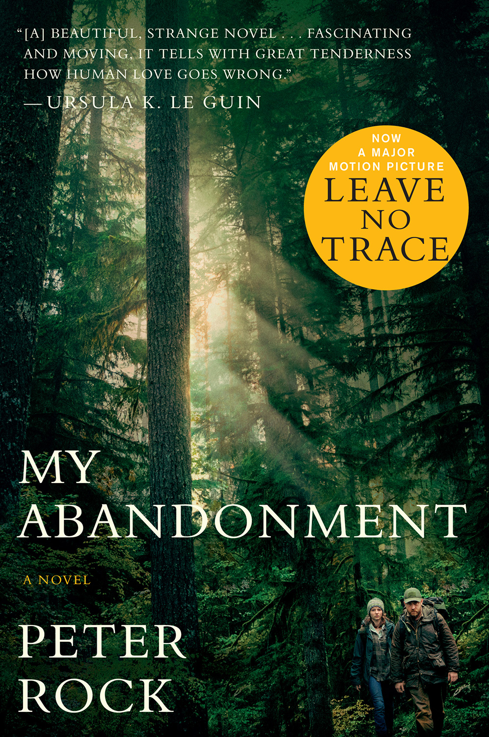 My Abandonment (Tie-In)-9781328588715