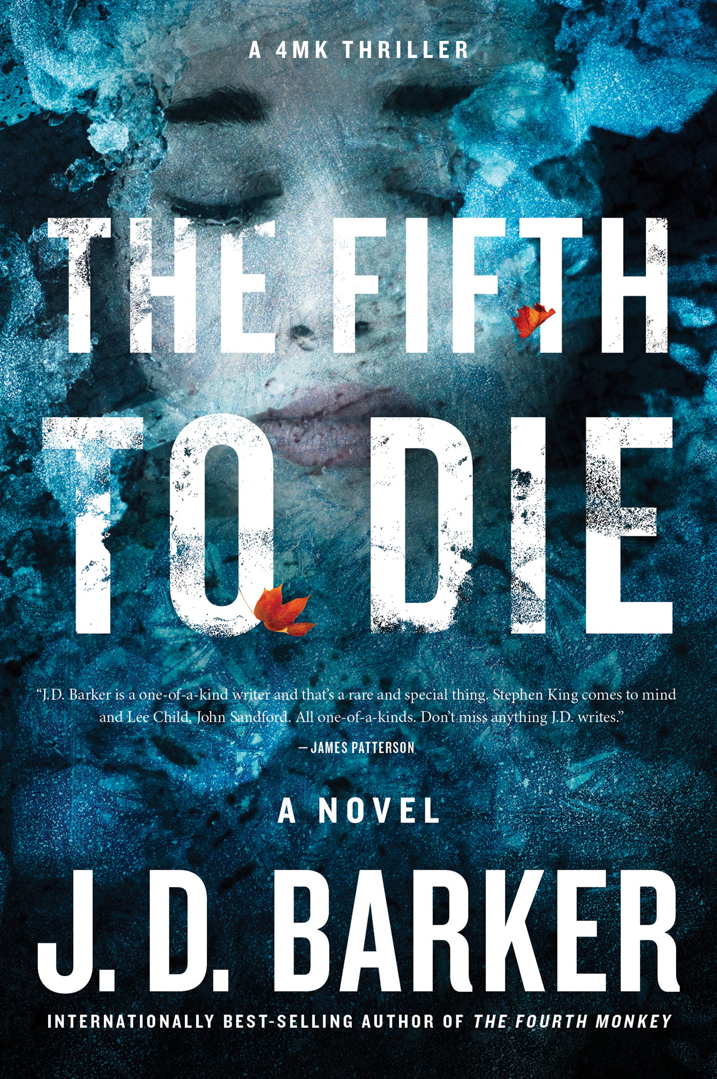 The Fifth to Die-9781328589811