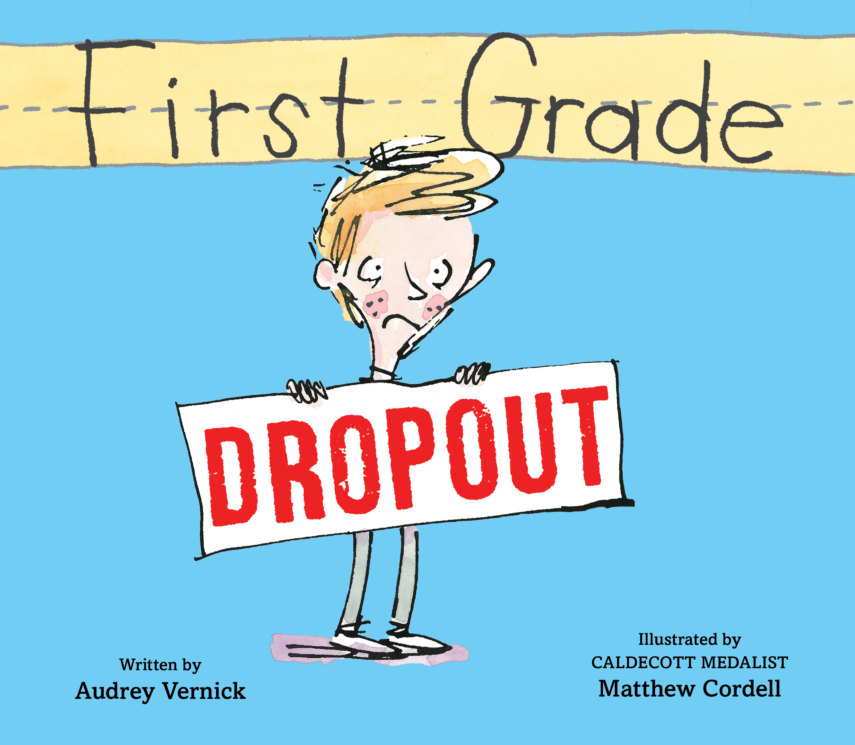 First Grade Dropout-9781328596314