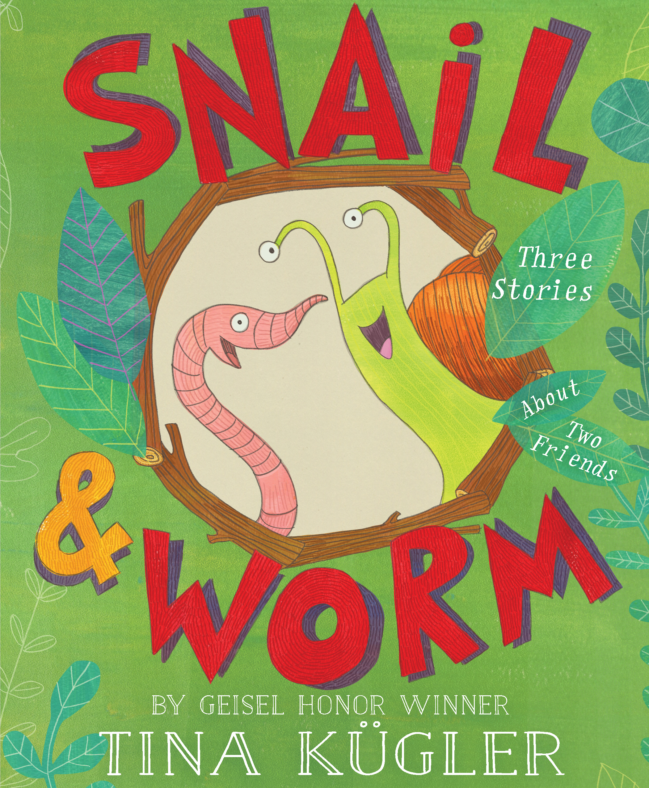 Snail and Worm-9781328596451