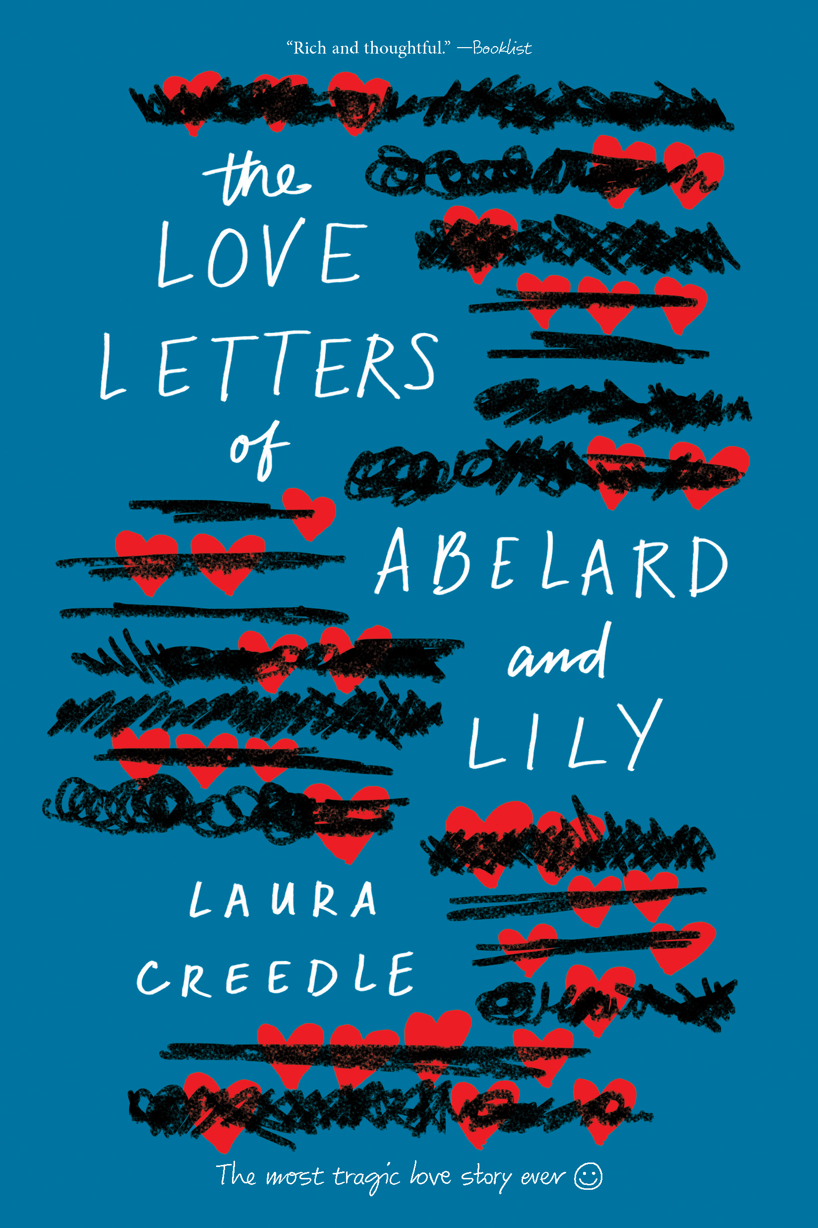 The Love Letters of Abelard and Lily-9781328603661