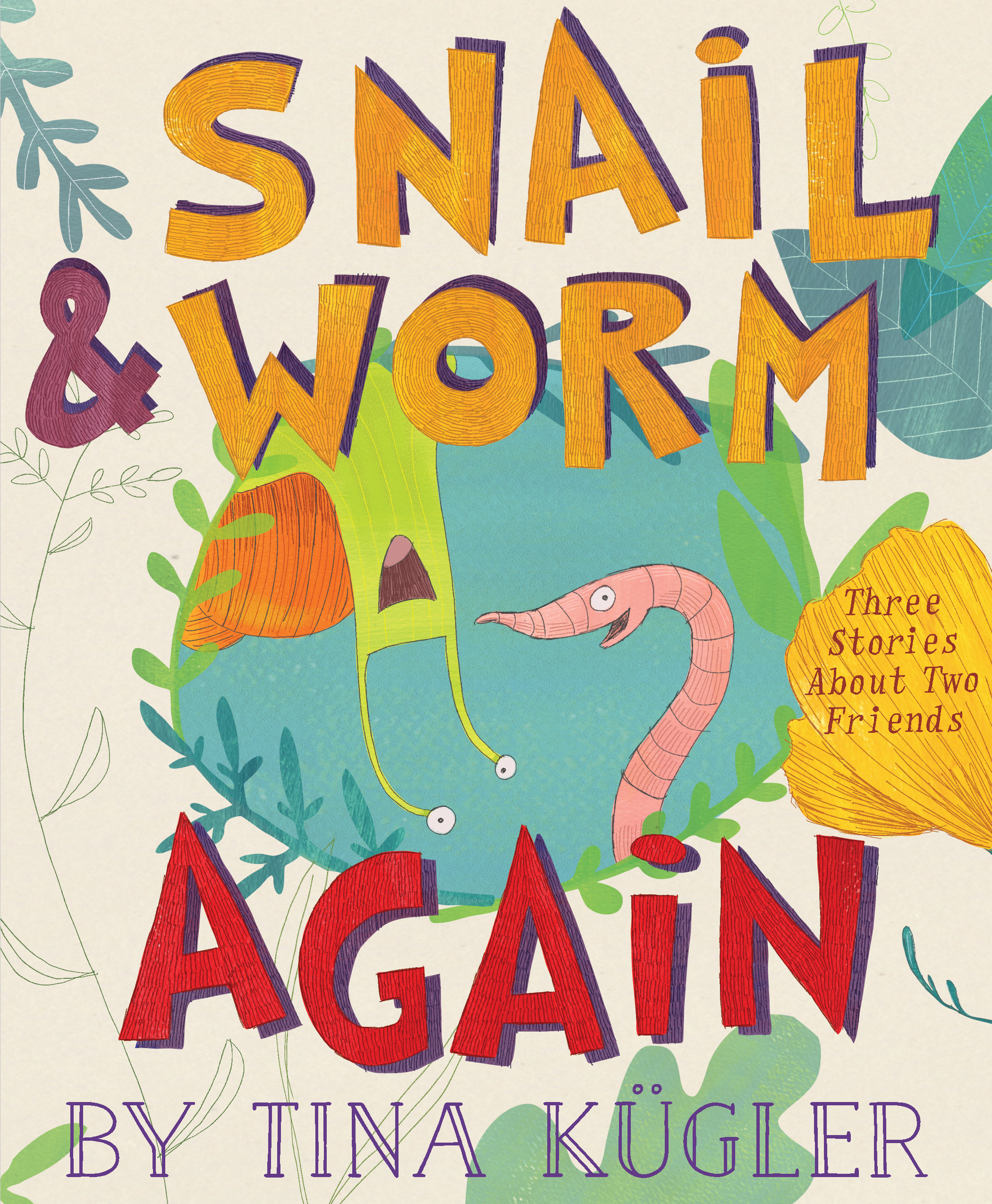 Snail and Worm Again-9781328603937