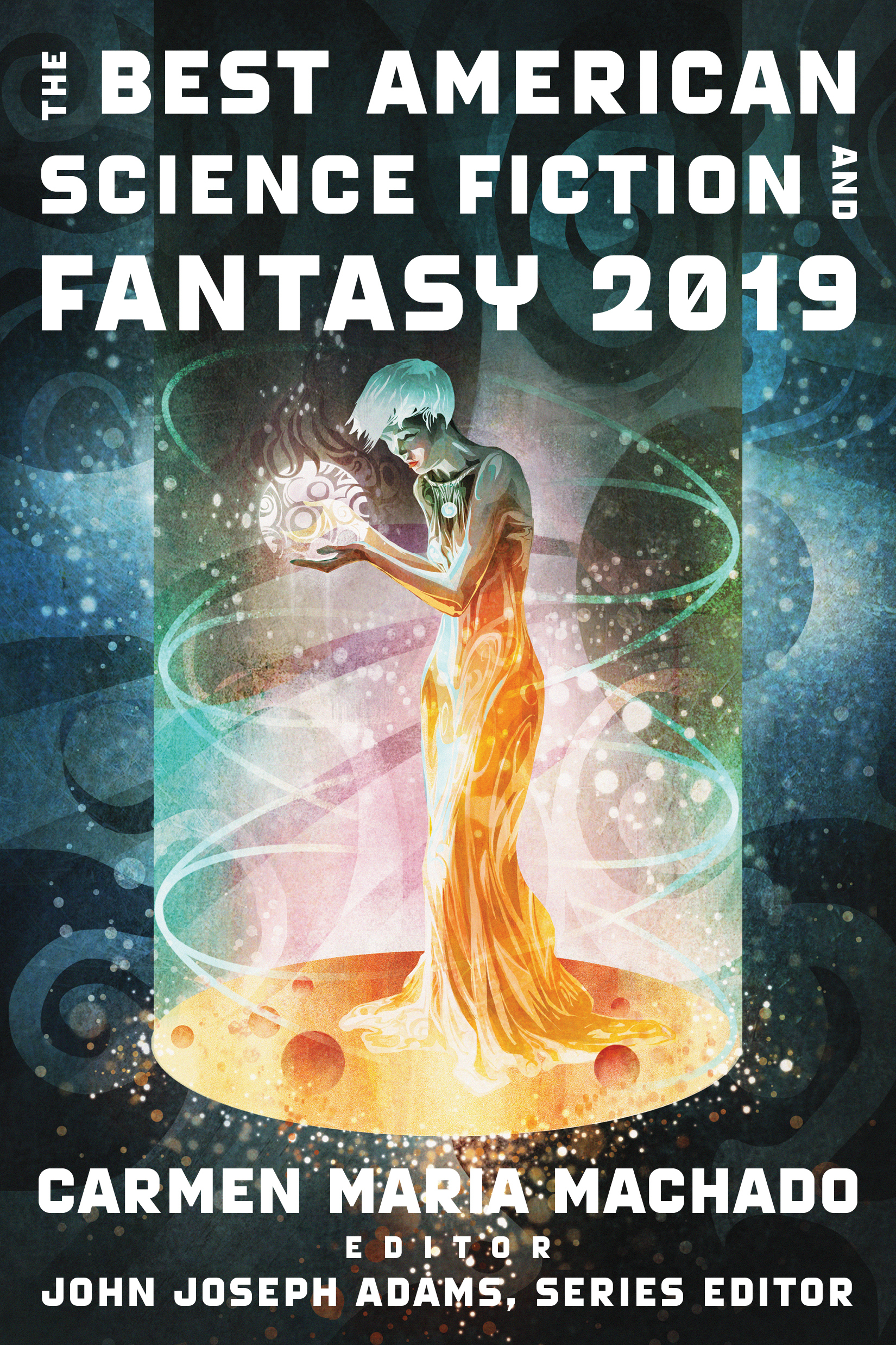 The Best American Science Fiction and Fantasy 2019-9781328604378