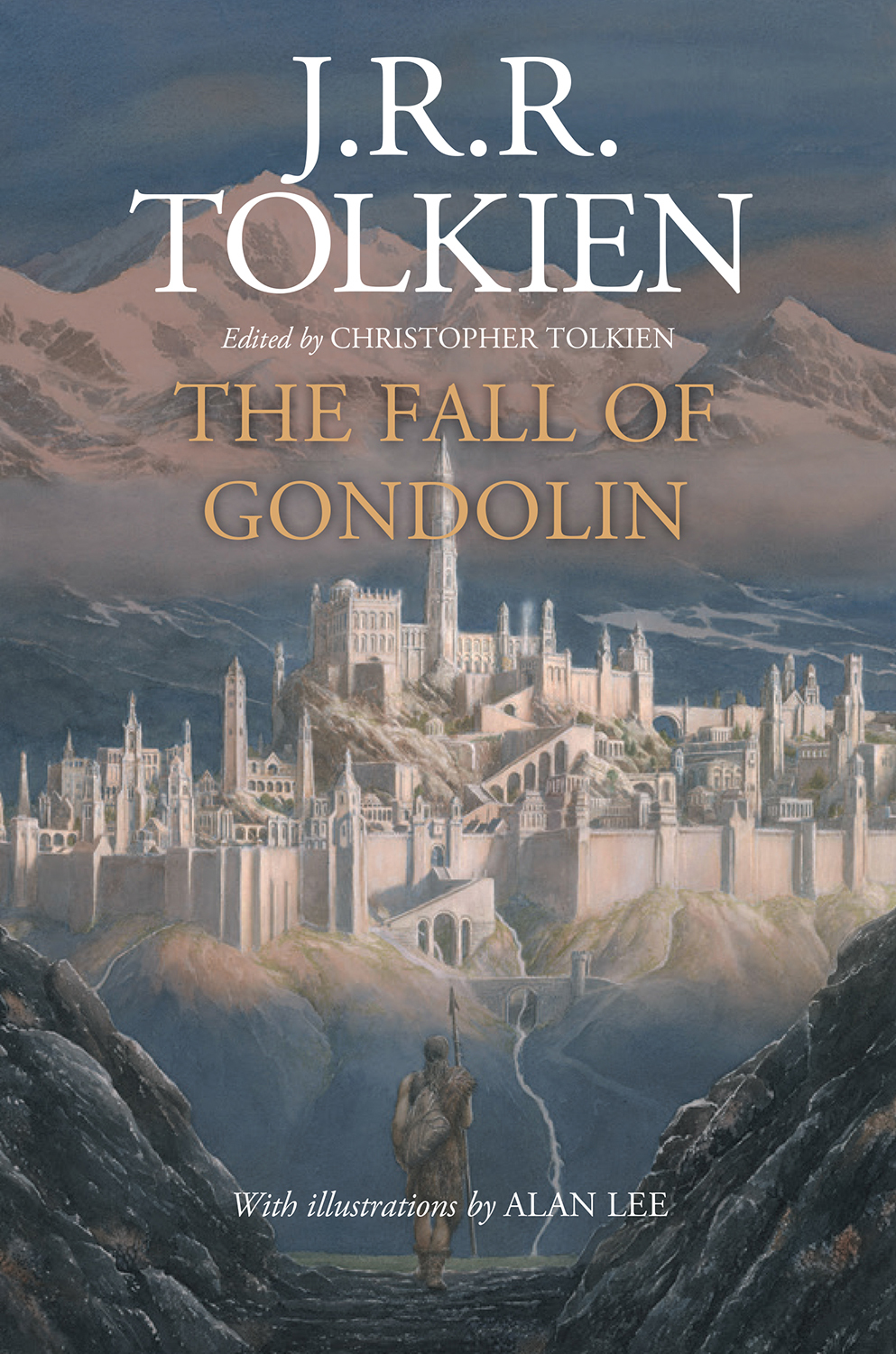 The Fall of Gondolin-9781328613042