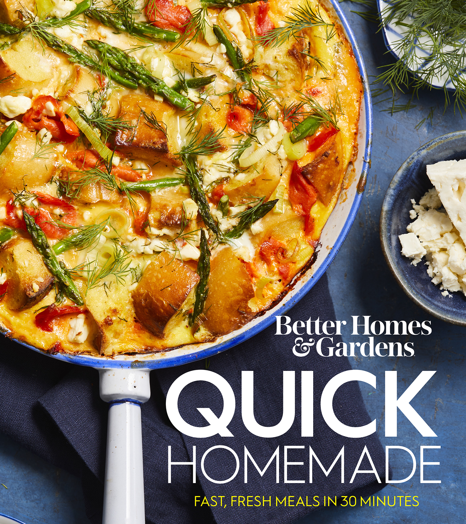 Better Homes and Gardens Quick Homemade-9781328624376